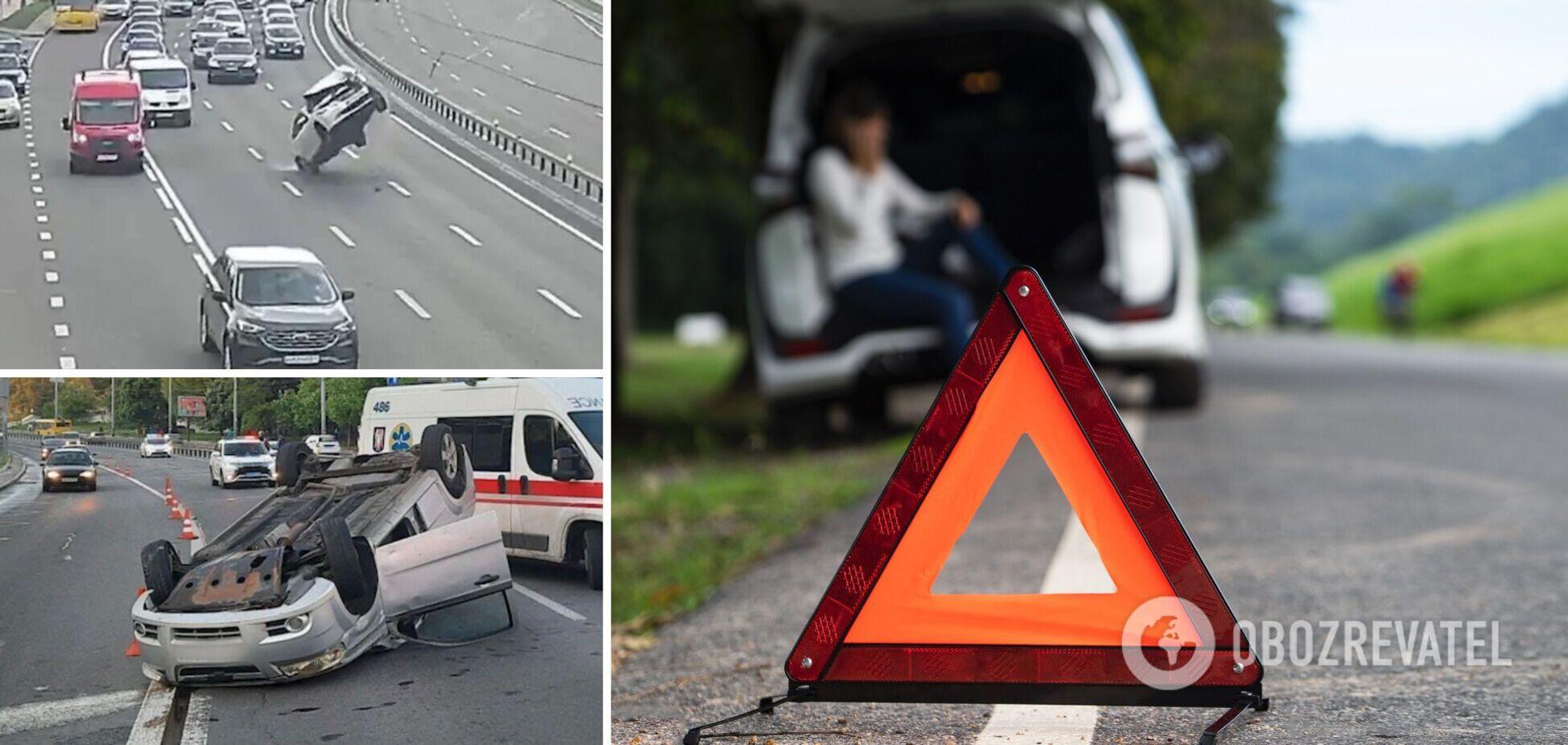 Автолюбители пренебрегают правилами дорожного движения