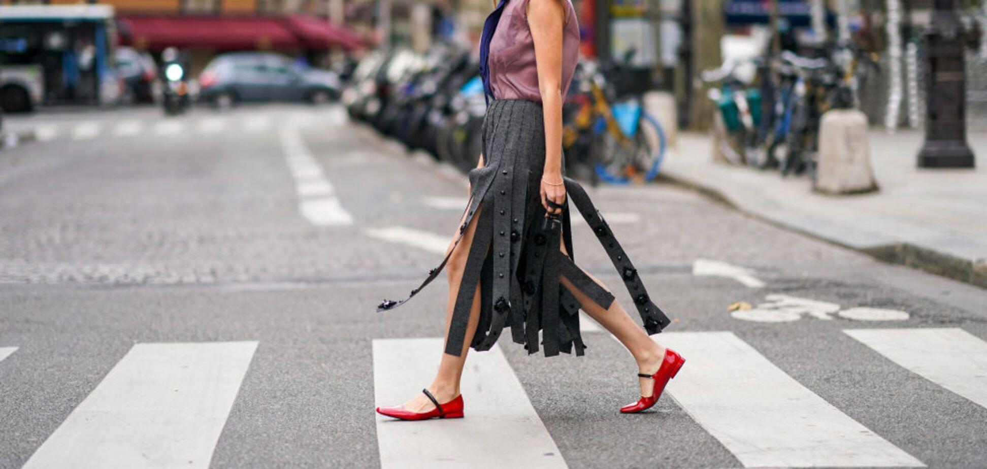 Модне взуття без каблука на літо 2021
