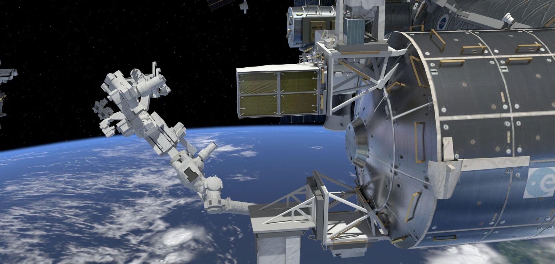 Космічне сміття потрапило в МКС та пошкодило станцію