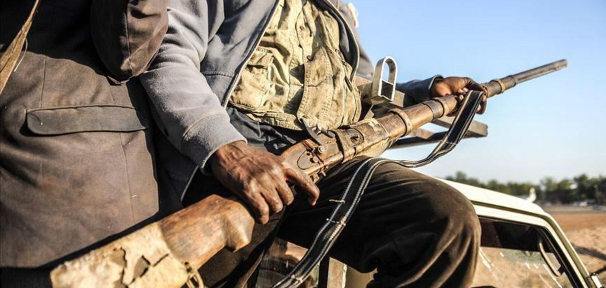 В Нигерии боевики напали на школу