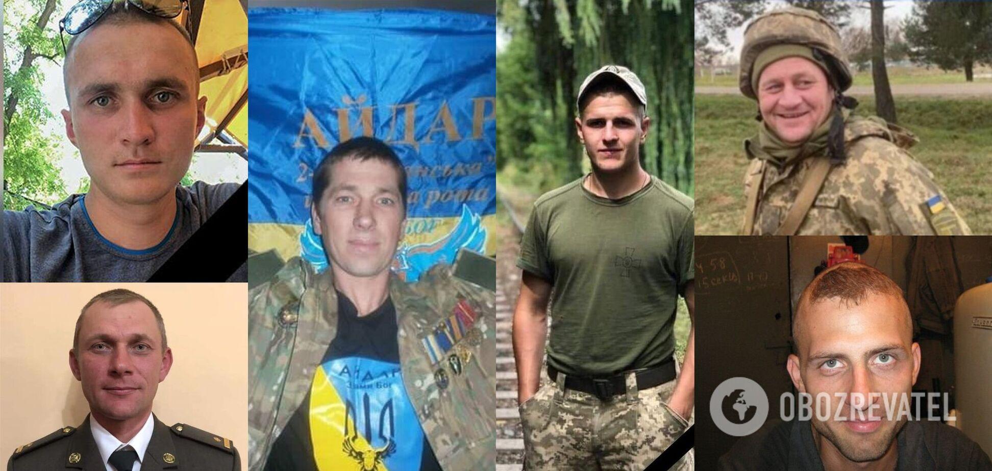 'Якщо не ми, то хто?' Історії та фото захисників України, які загинули на Донбасі у травні