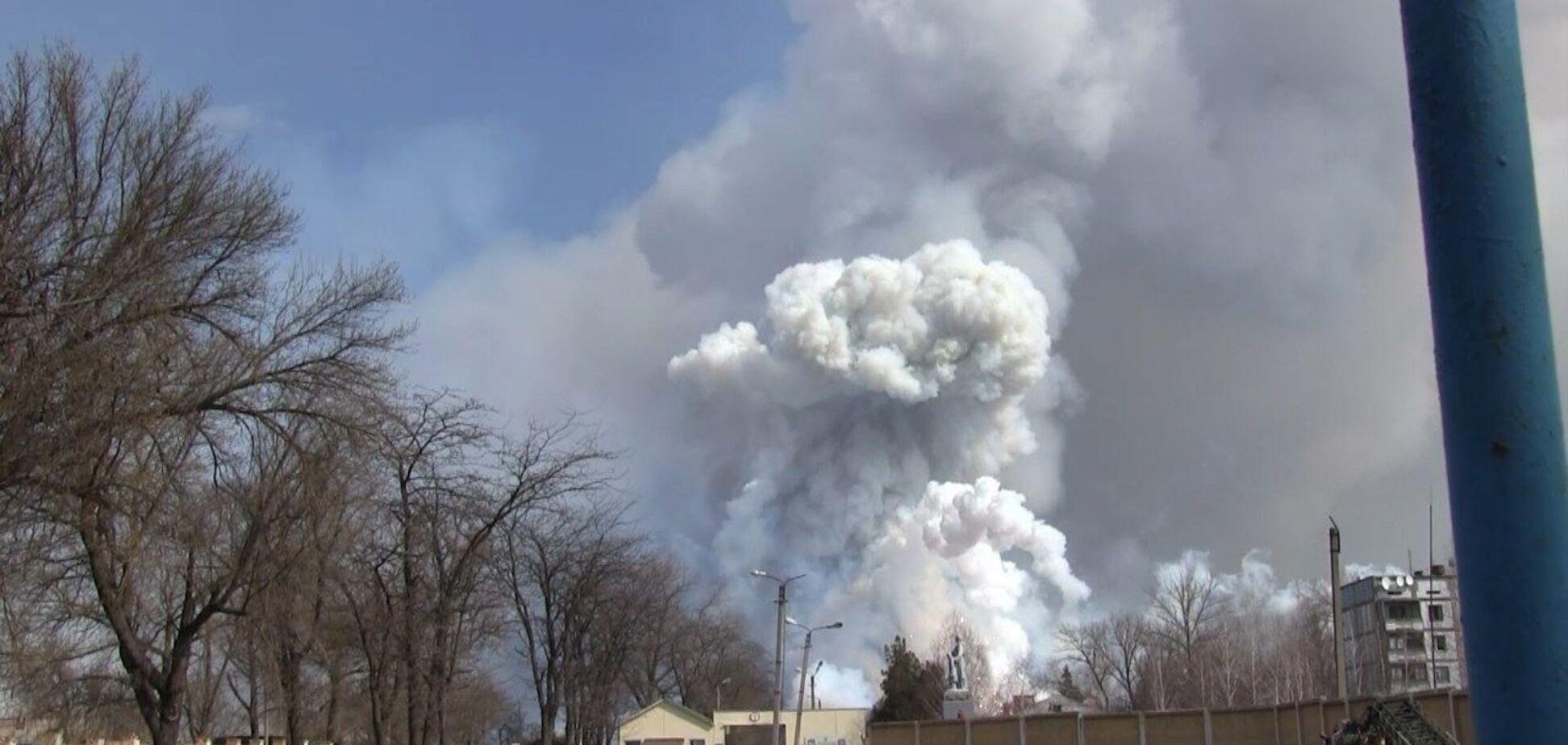 Мета вибухів в Чехії та Балаклеї – знищити українські запаси 152 мм снарядів