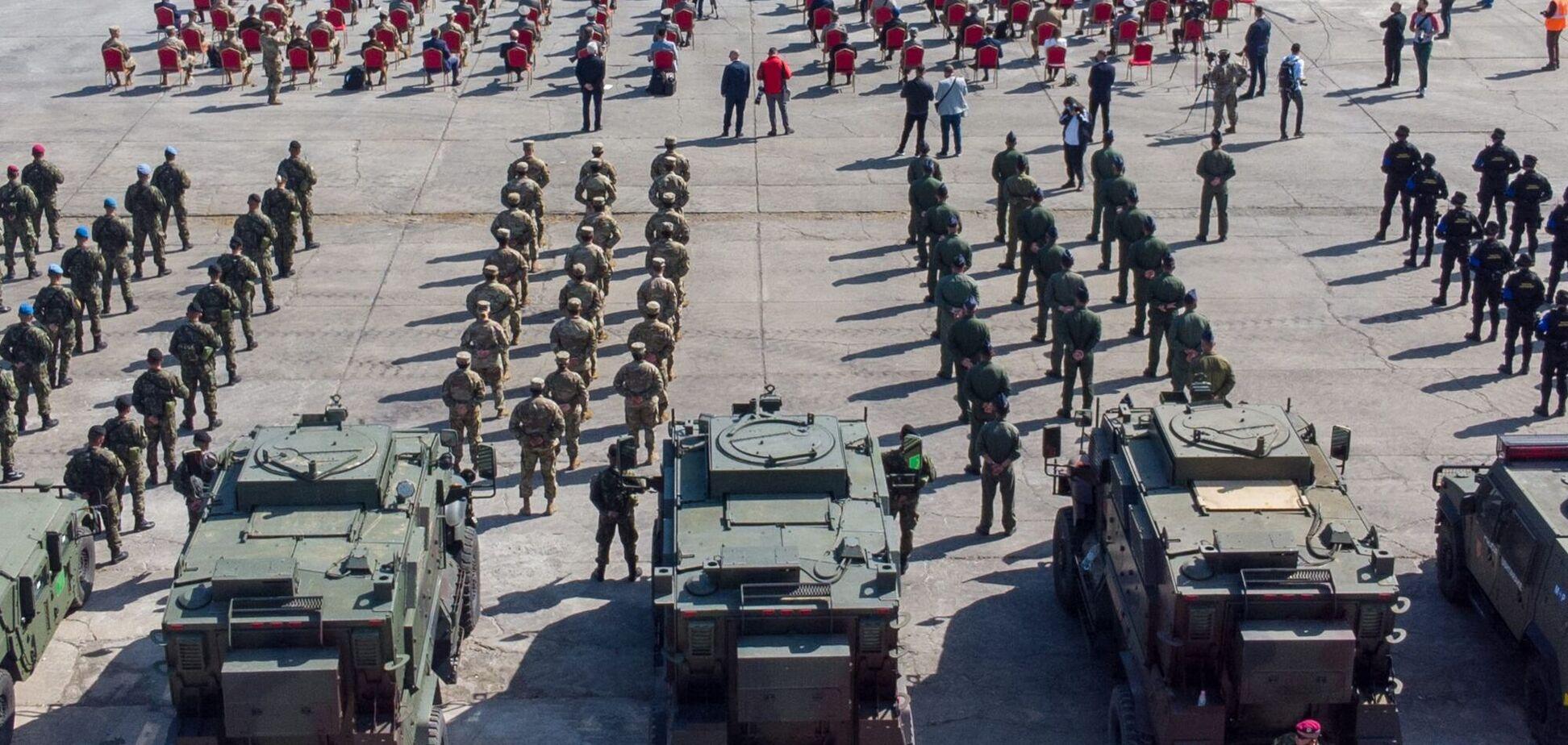 Военные учения Defender Europe
