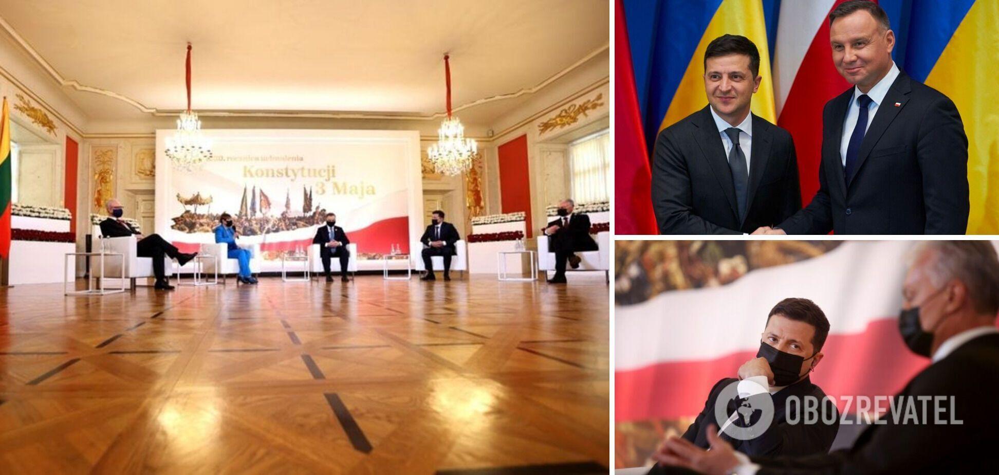Встреча в Варшаве. Реальность за декорациями