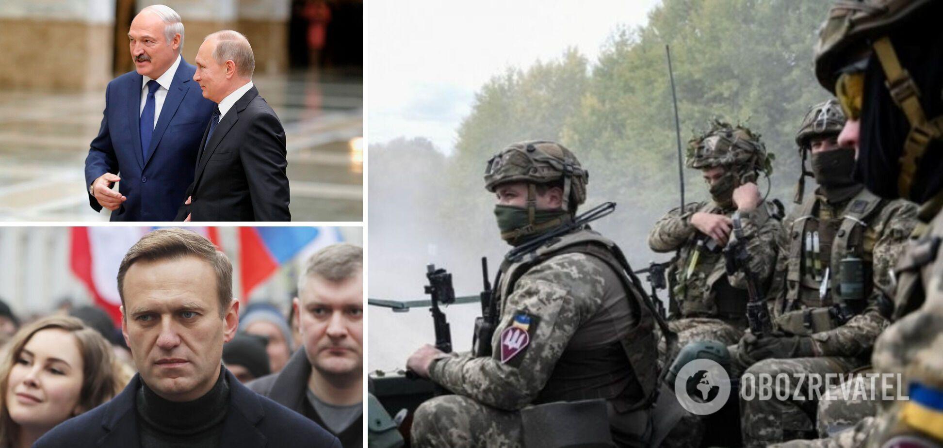 За что следует поблагодарить Путина