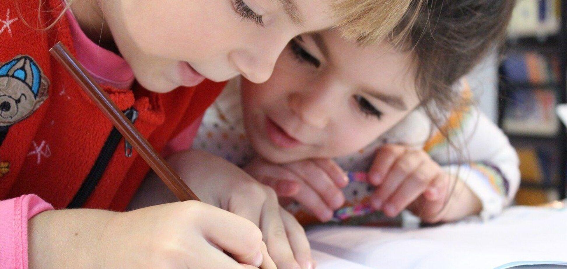 Діти висловили свої думки на папері