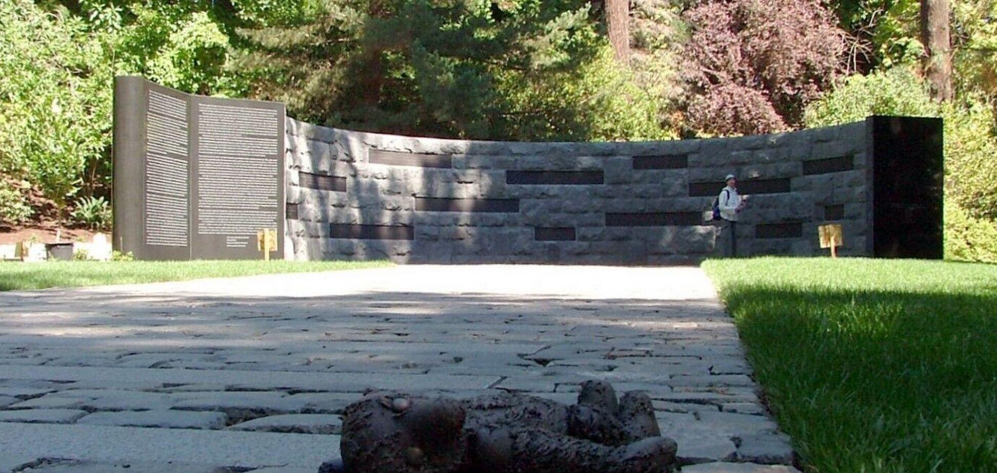 У Портленді осквернили меморіал пам'яті жертвам Голокосту