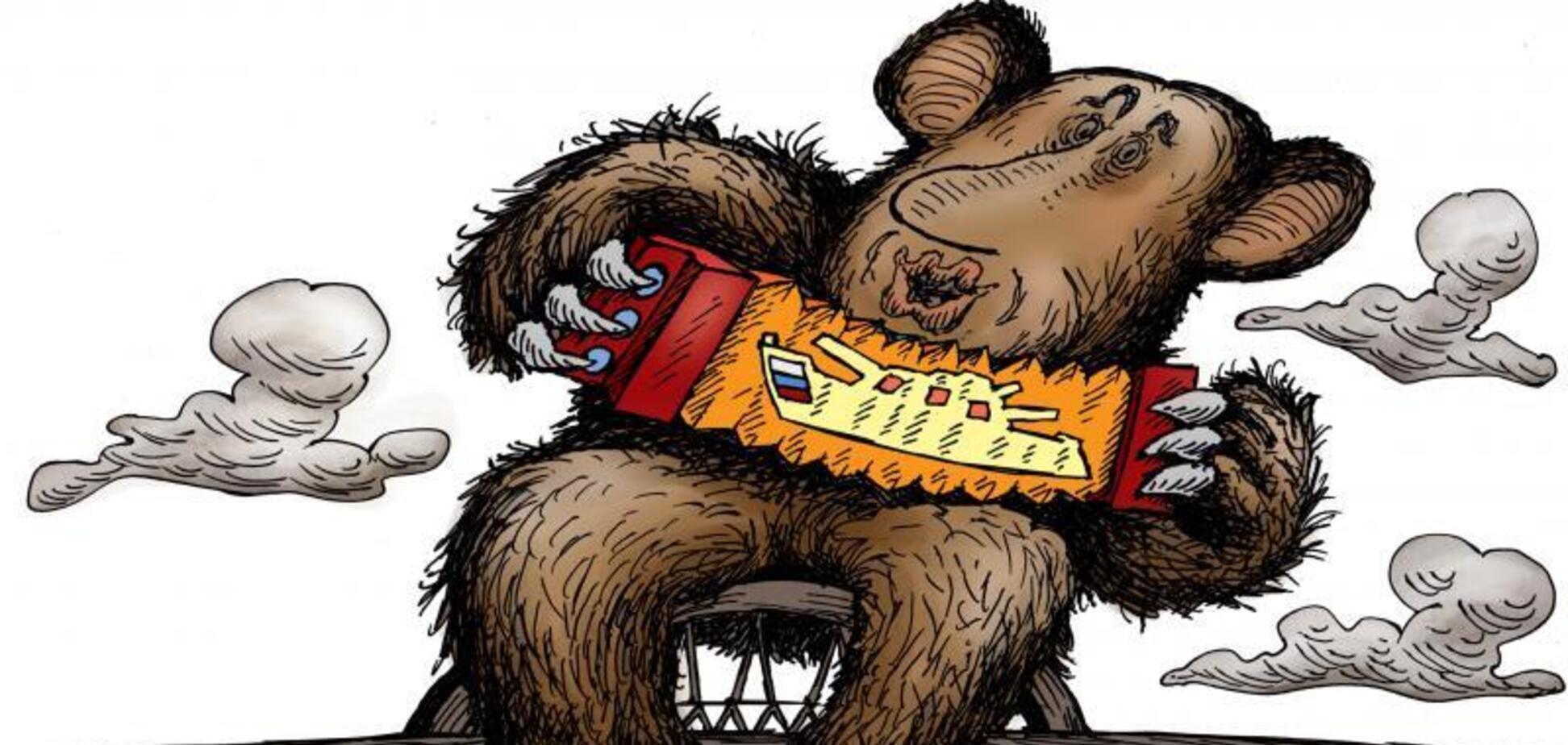 Россия готовит провокацию в Азовском море для шантажа Украины