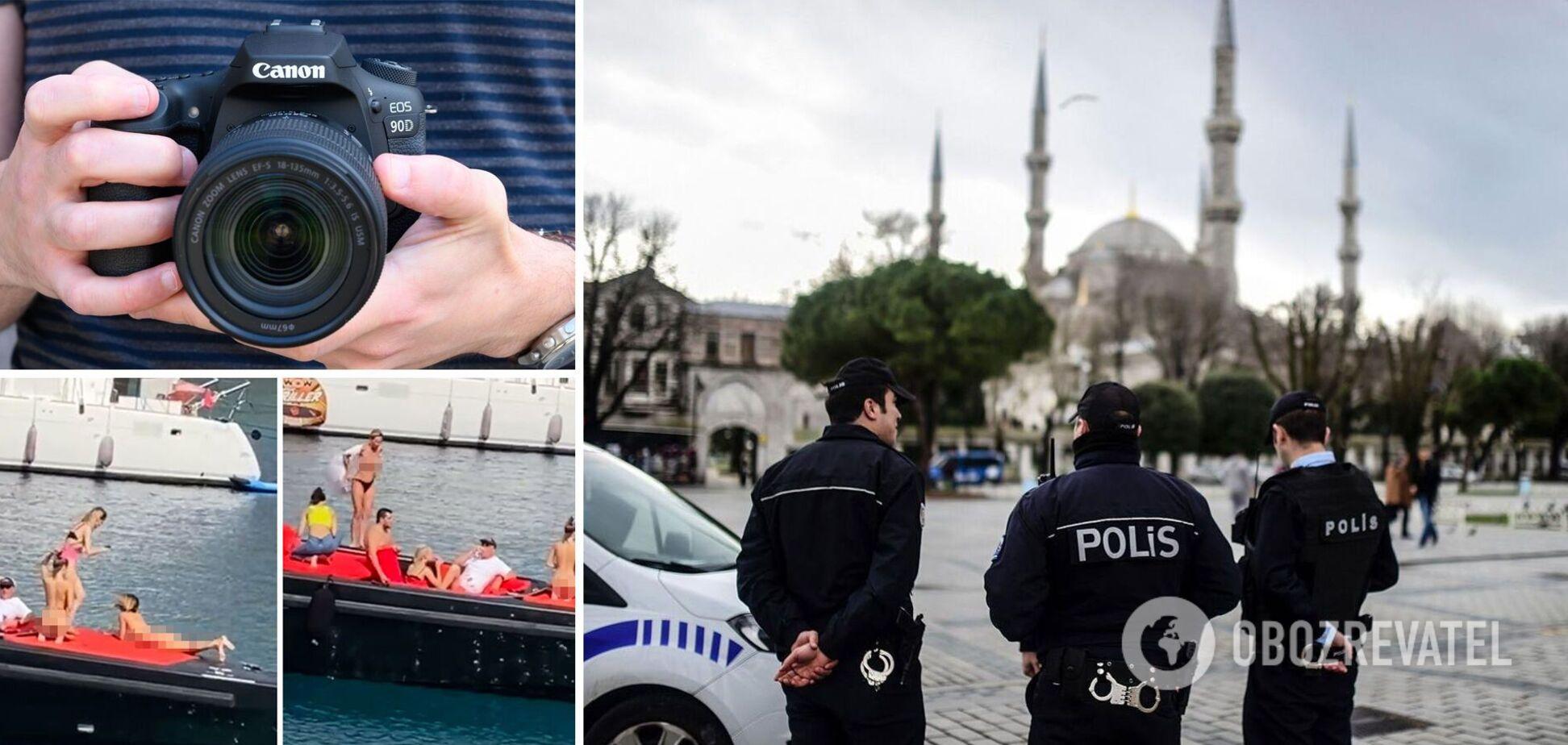 'Наши девушки дешевле, спрос есть всегда': что известно об украинках, угодивших в 'голый' скандал в Турции