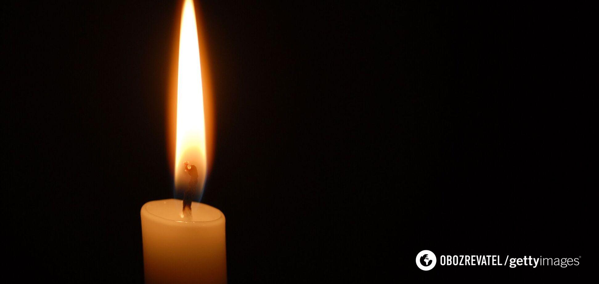 На Донбасі помер поліцейський