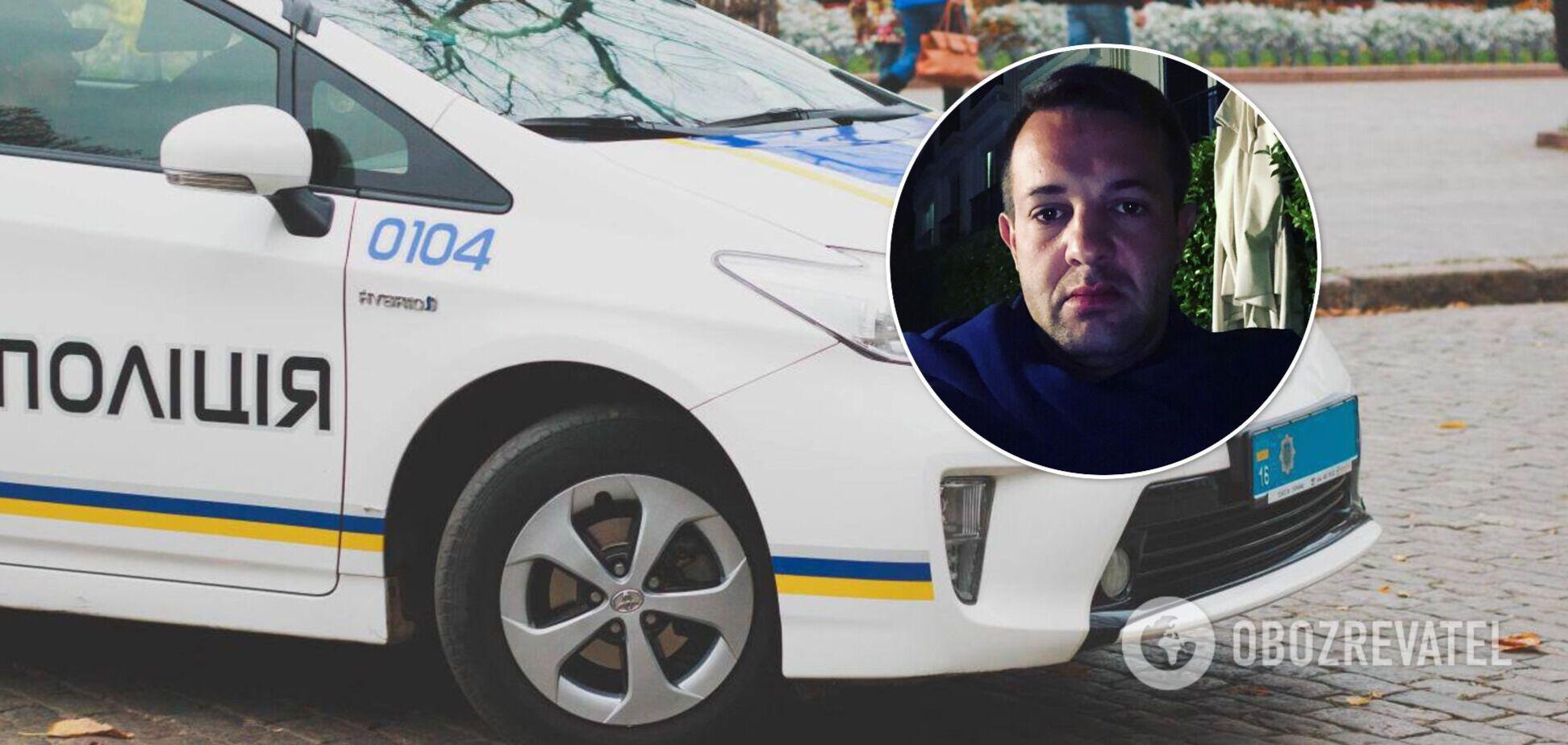 У Києві затримали відомого атовця Маймана