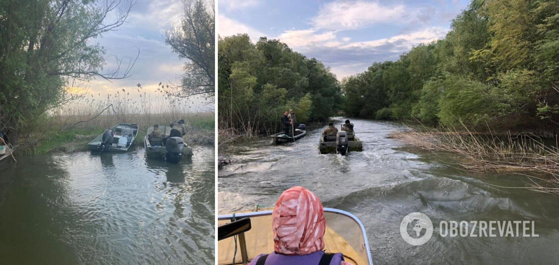 На Одесщине перевернулась лодка с пограничниками: началась поисковая операция. Фото и видео