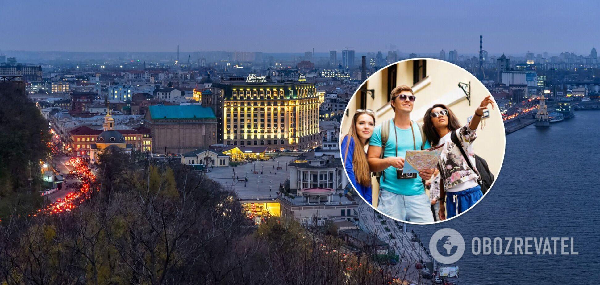 COVID-19 не відвадив туристів від столиці