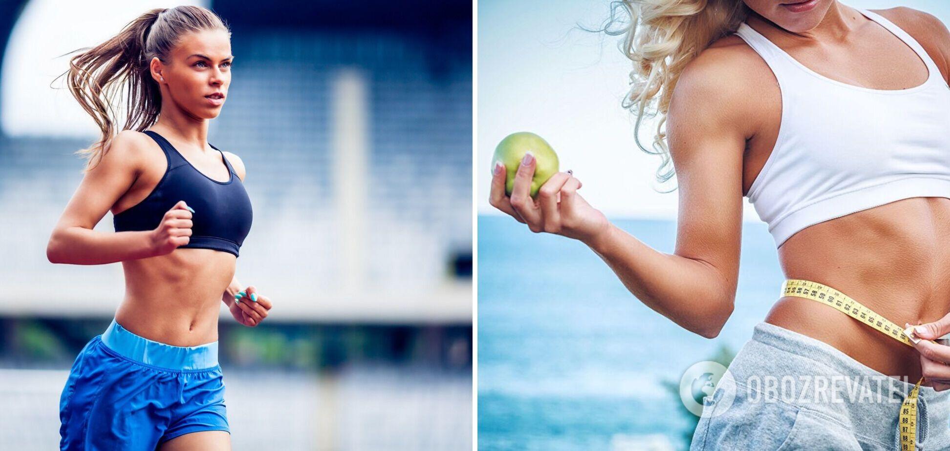 Головне харчування, а потім – тренування: фітнес-тренерка розповіла, як схуднути до літа