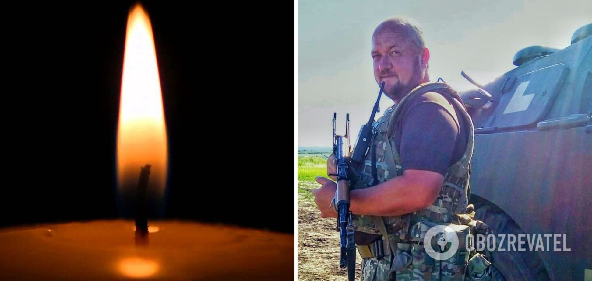 У Львові в лікарні помер ветеран АТО з 'Айдара'. Фото