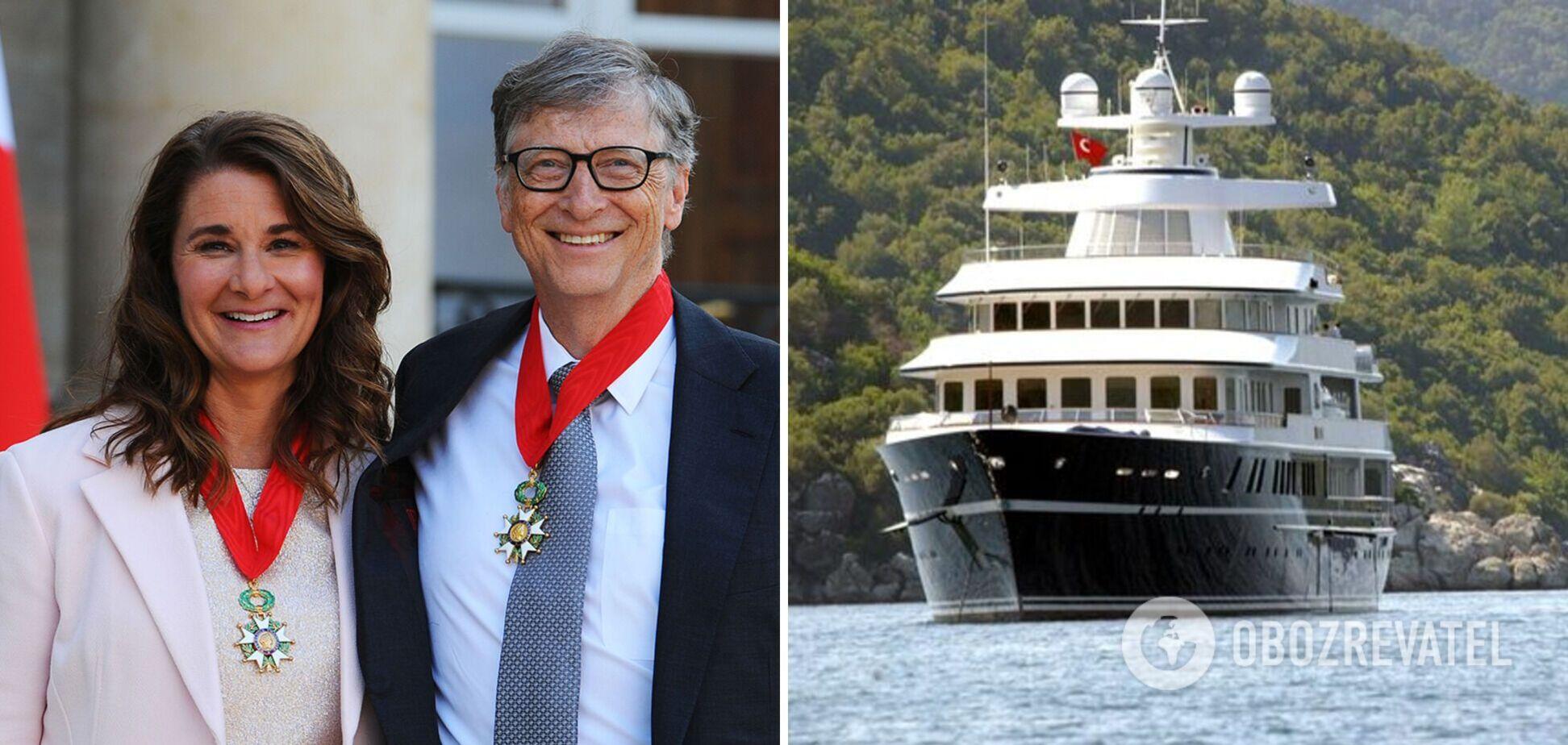 Приватні літаки та елітні маєтки: які статки нажили Гейтси у шлюбі