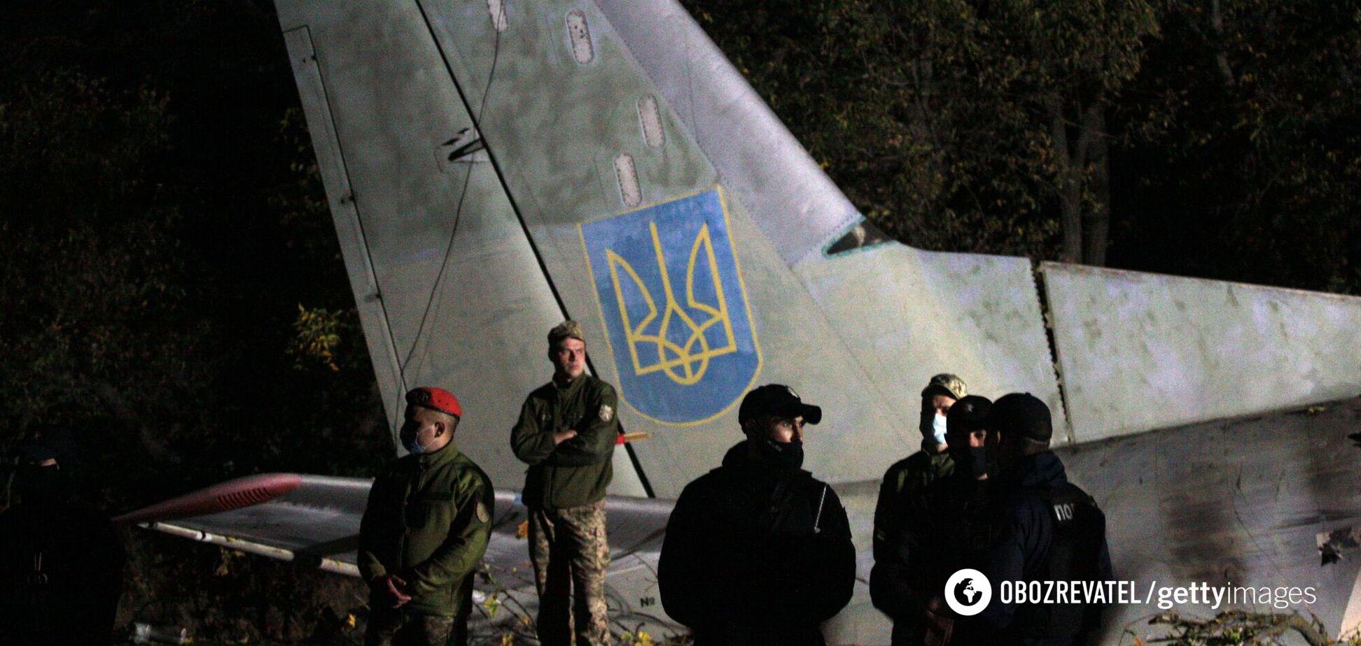 Катастрофа Ан-26: ексначальнику університету Кожедуба та ще двом військовим обрали запобіжний захід