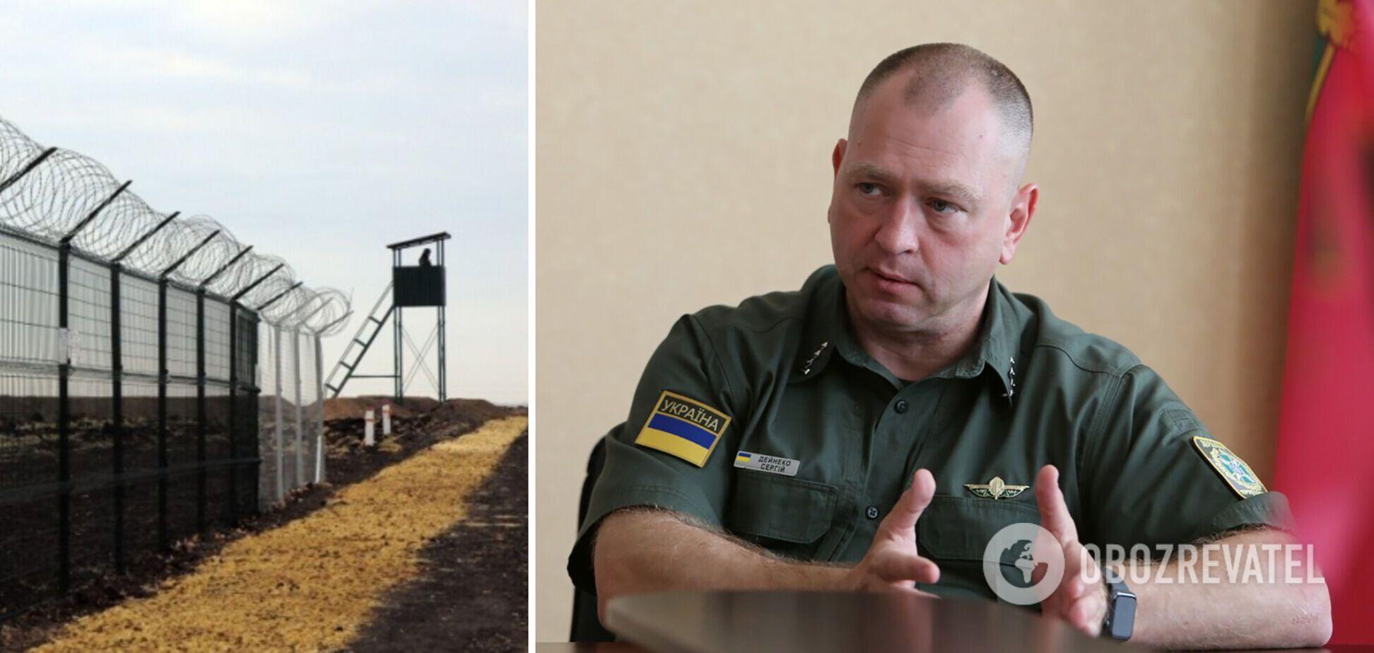 Голова ДПСУ Сергій Дейнеко
