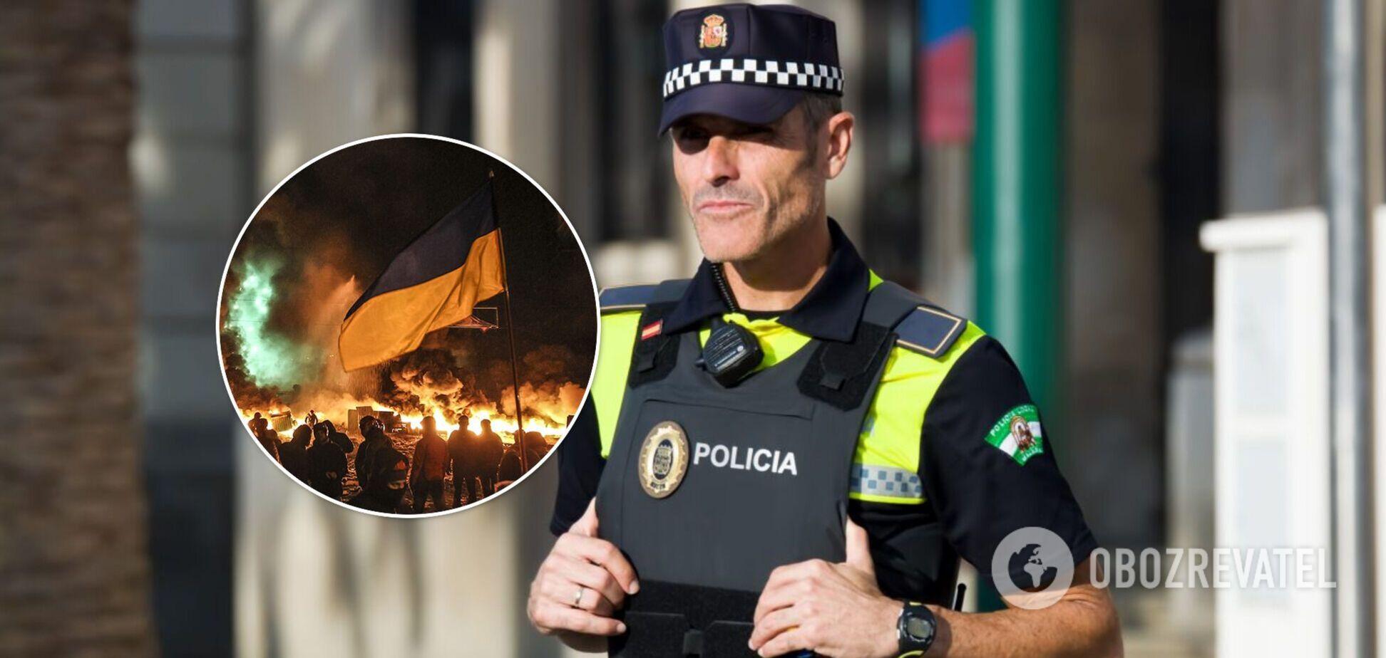 В Испании поймали подозреваемого в расстреле силовиков на Майдане