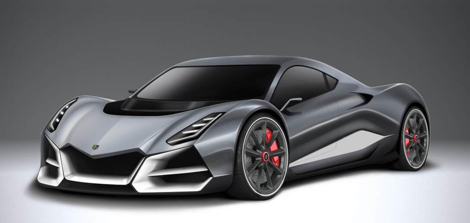 Швейцарська фірма Morand Cars анонсувала проєкт гіперкара