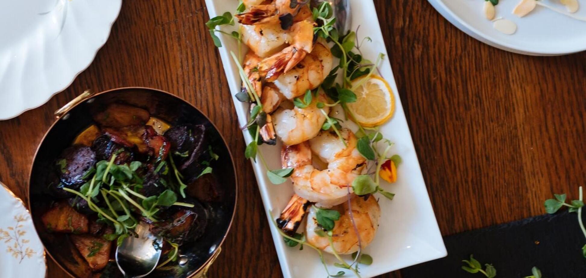 Як смачно приготувати маринад для морепродуктів і м'яса
