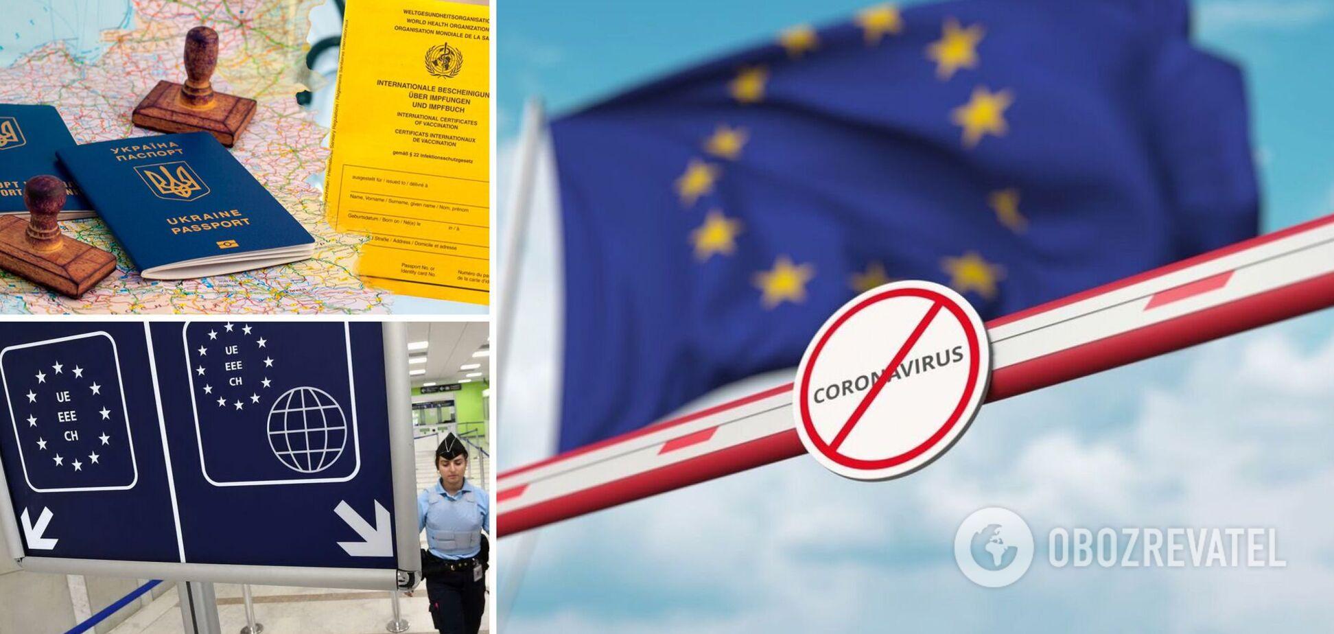 Европейский Союз может открыть границы для третьих стран со средины июня