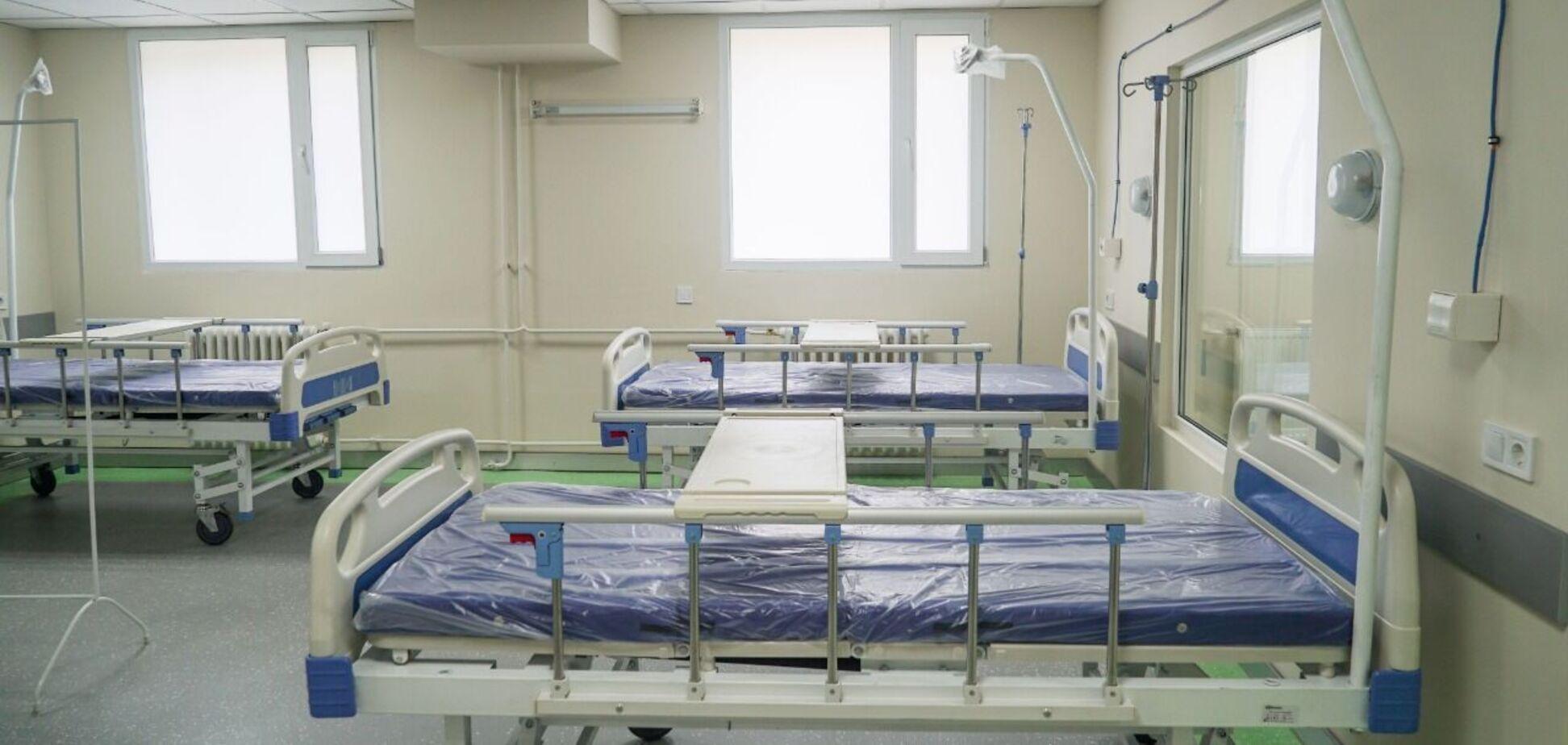 Лікарню у Берегово за програмою Зеленського оснастили сучасною технікою для швидкого порятунку пацієнтів