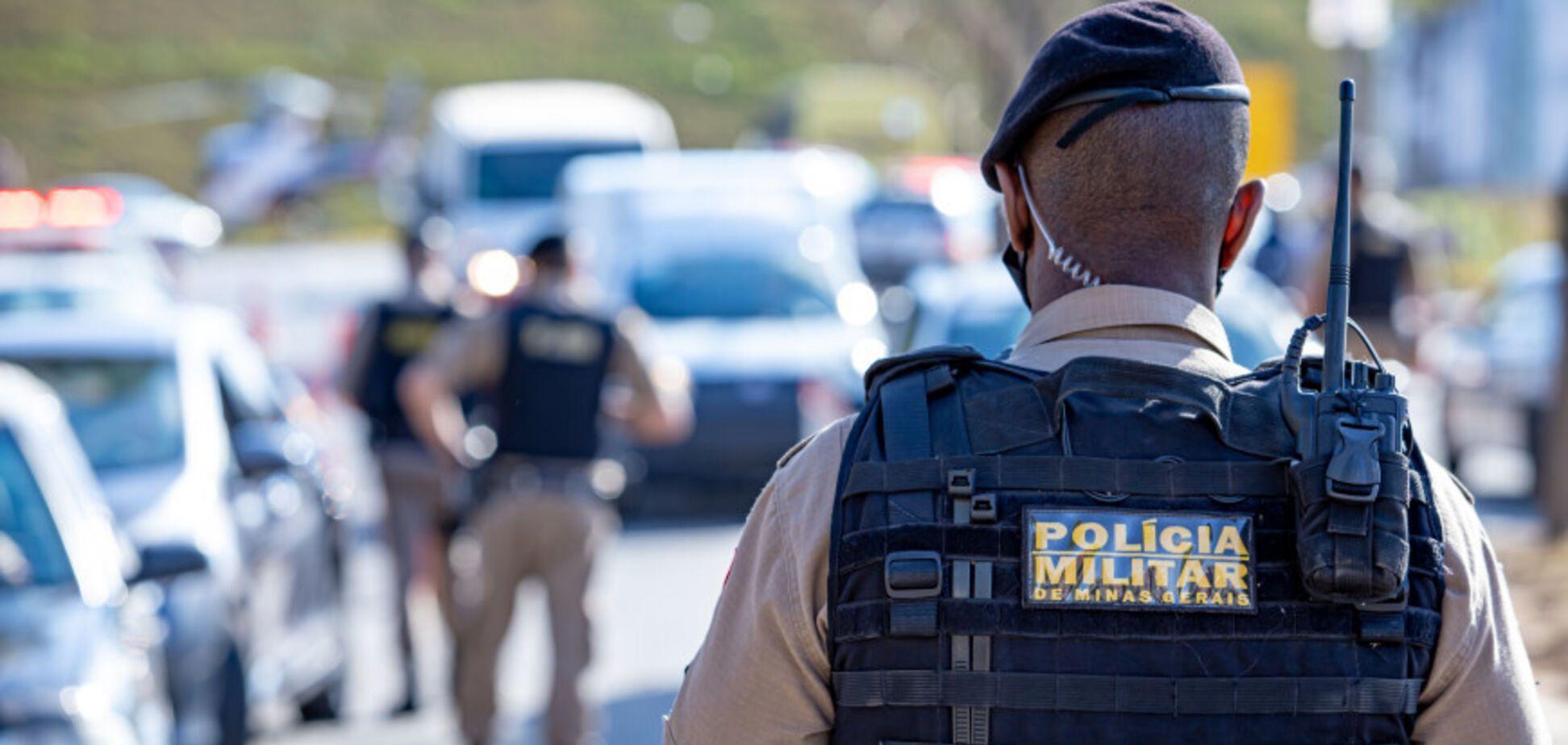 У Ріо-де-Жанейро сталася перестрілка: убито десятки людей