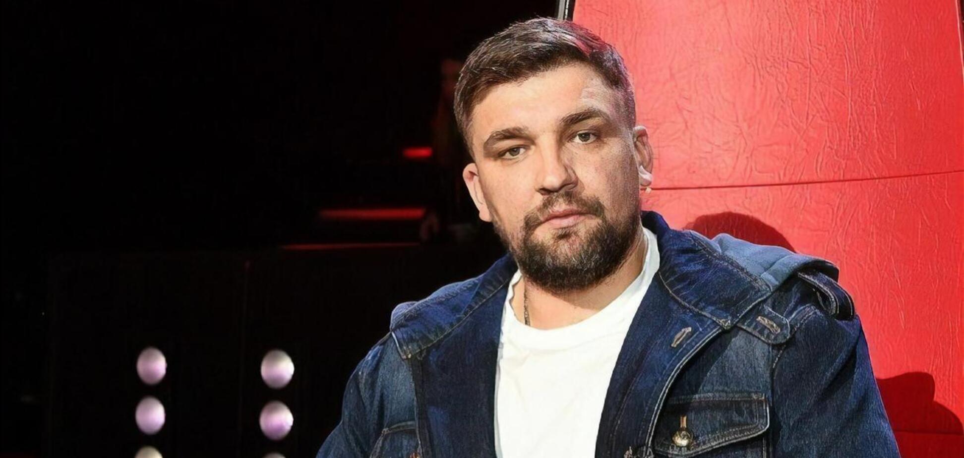 Российский рэпер Баста