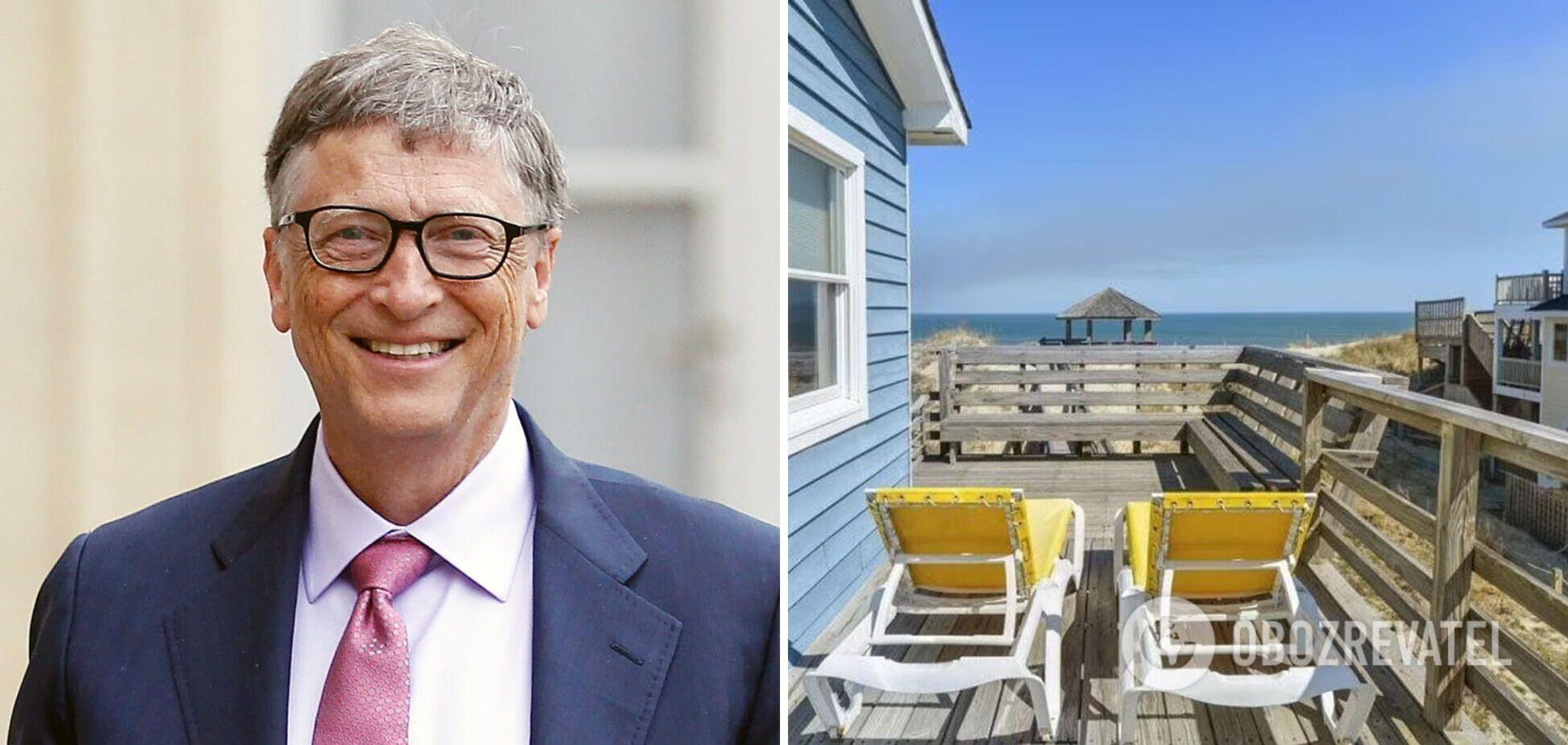 У мережі показали елітний маєток Білла Гейтса, де він відпочивав з екскоханою. Фото