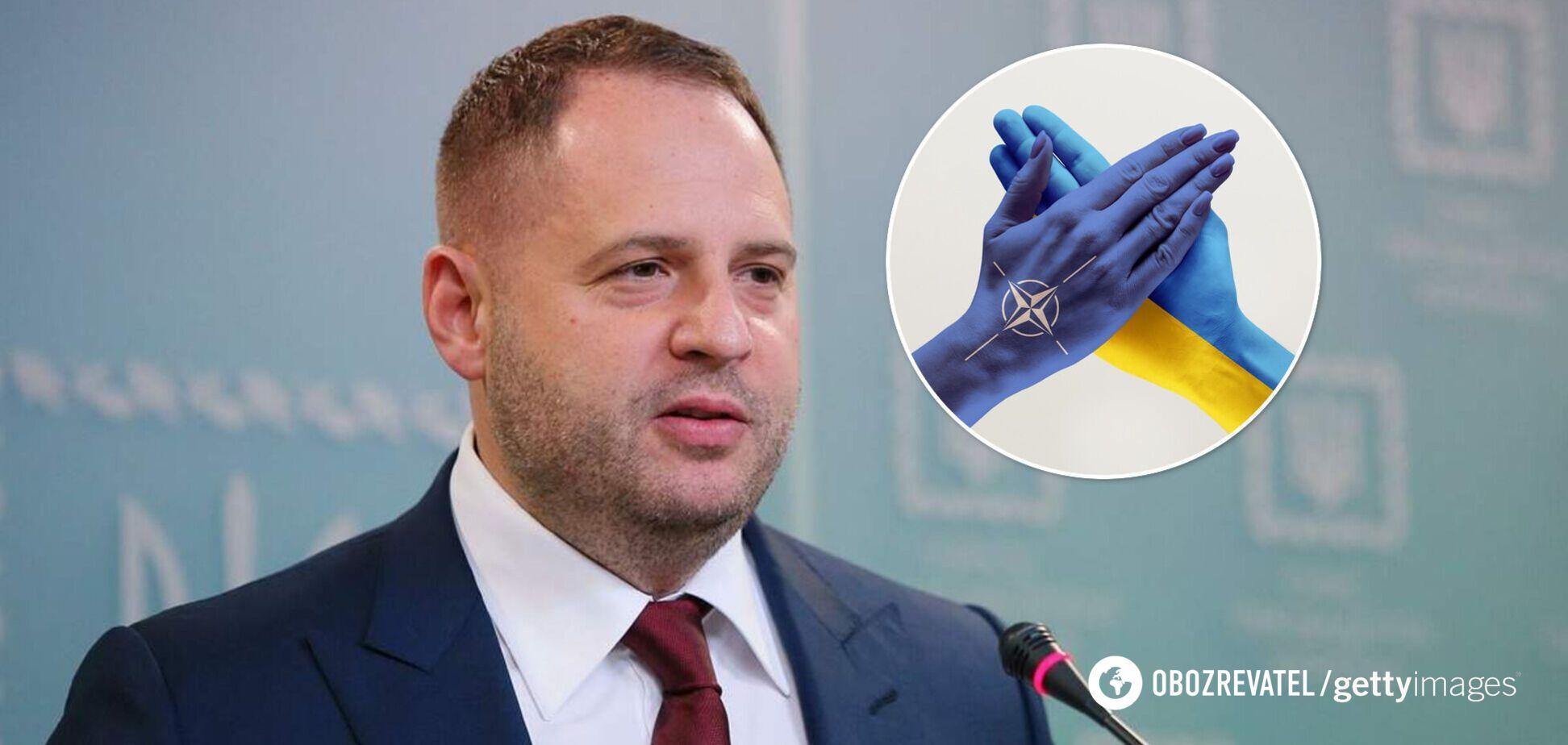 США повністю підтримали отримання Україною ПДЧ в НАТО – ОП