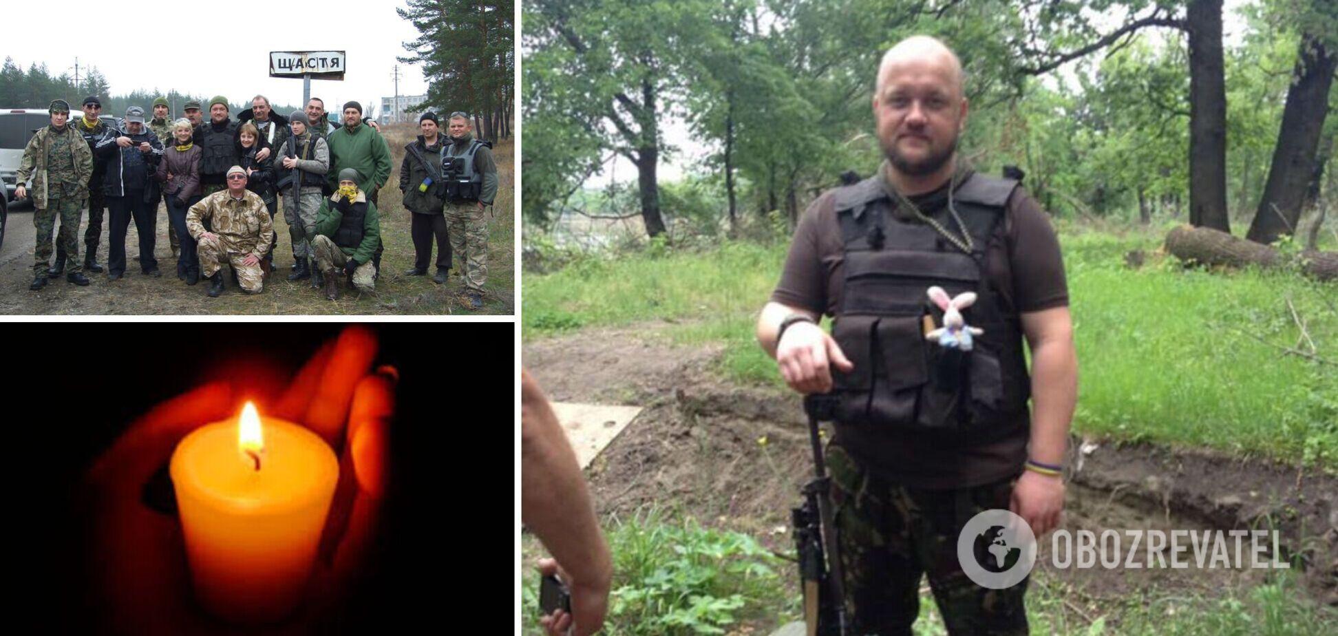 Дочь не может поверить и ждет дома: подробности смерти известного ветерана АТО из 'Айдара'