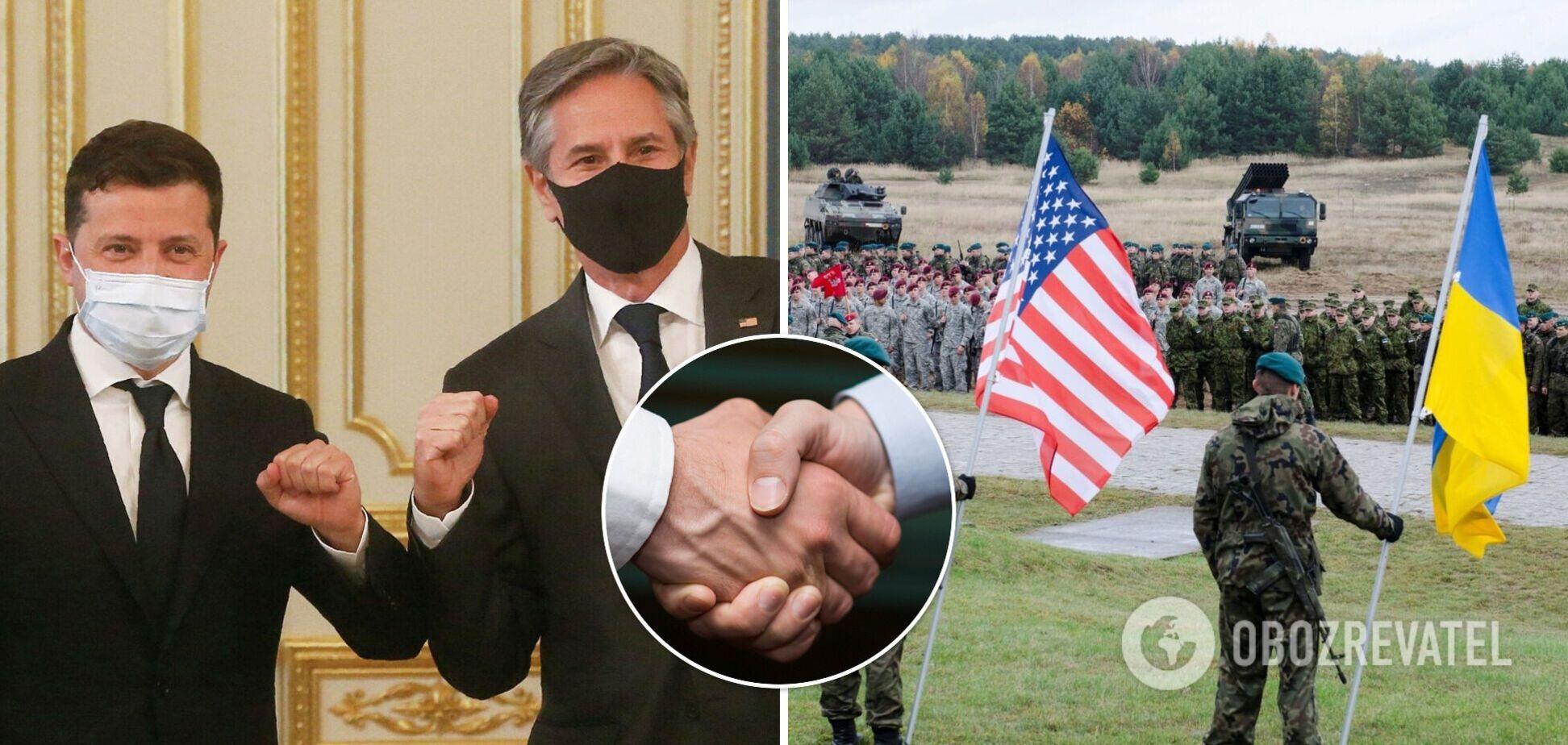 В 'Слузі народу' сказали, що чекають від США після візиту Блінкена