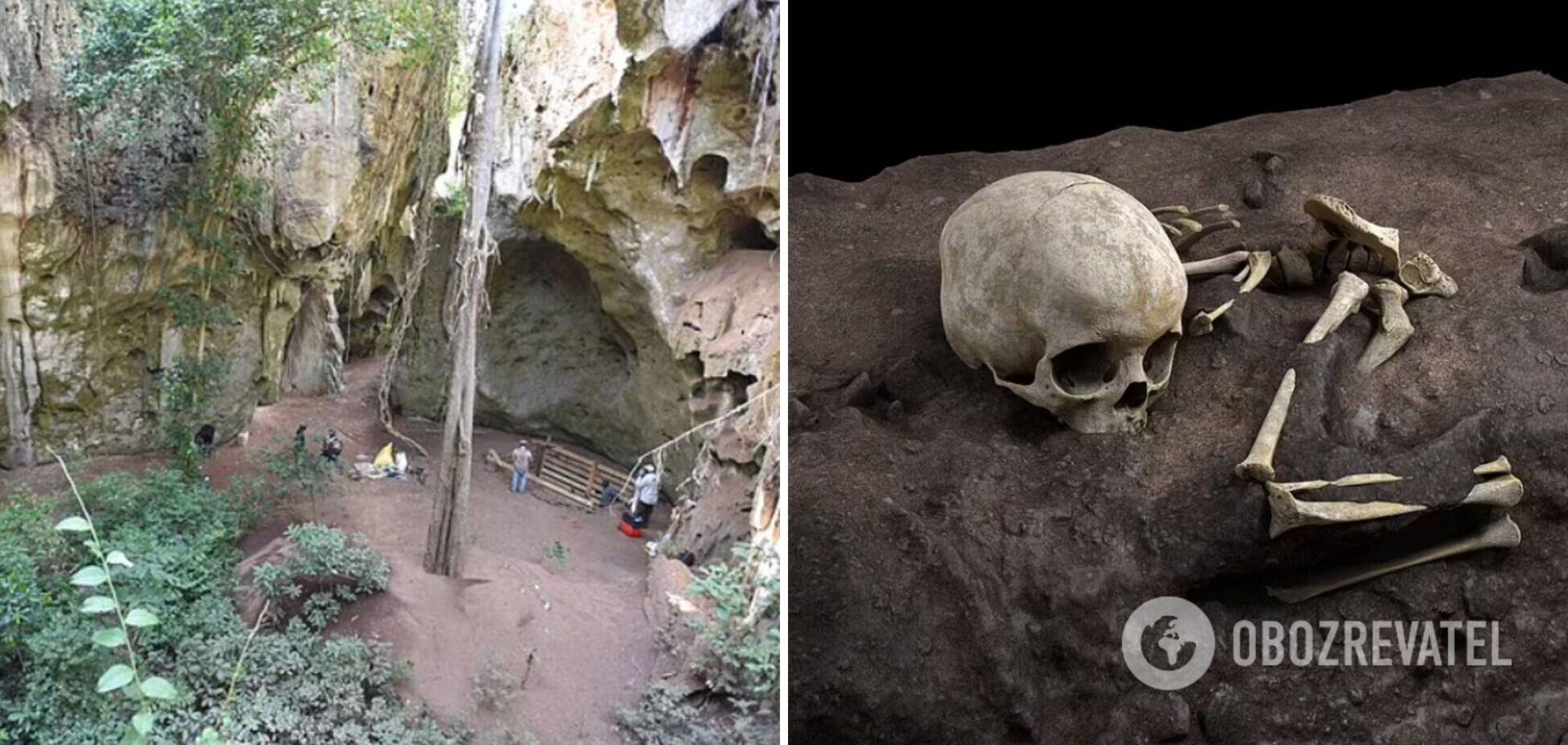 Археологи знайшли найдавнішу могилу людини в Африці. Фото