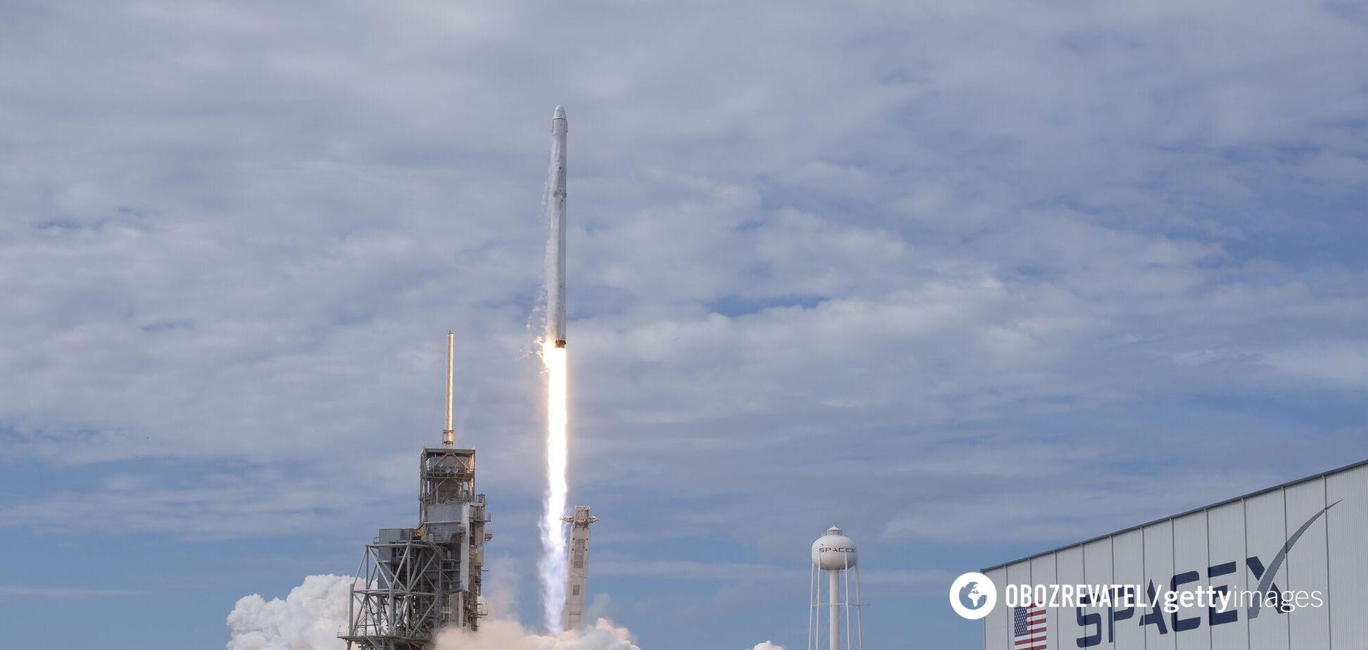 SpaceX уперше успішно запустила та посадила космічний корабель Starship. Відео