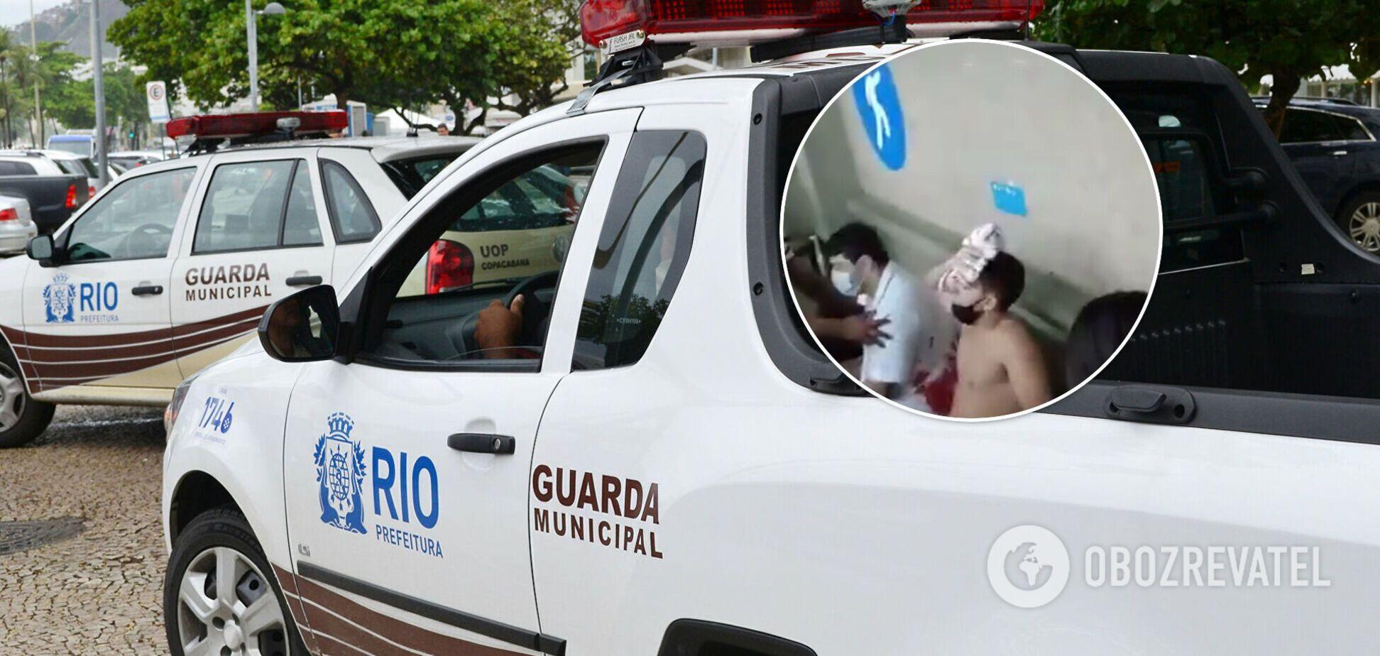 В метро Рио-де-Жанейро в перестрелке погибли 25 человек. Фото и видео 18+