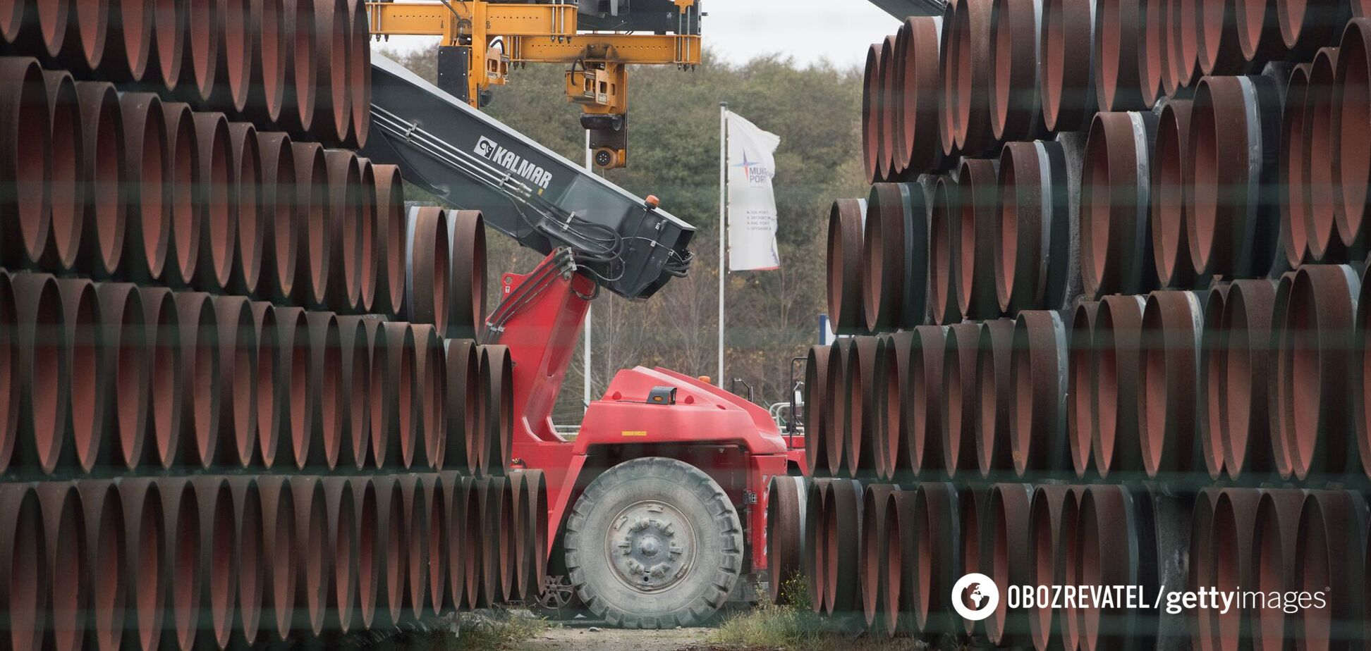 Шмыгаль: у США жесткая позиция по 'Северному потоку-2' и они на стороне Украины