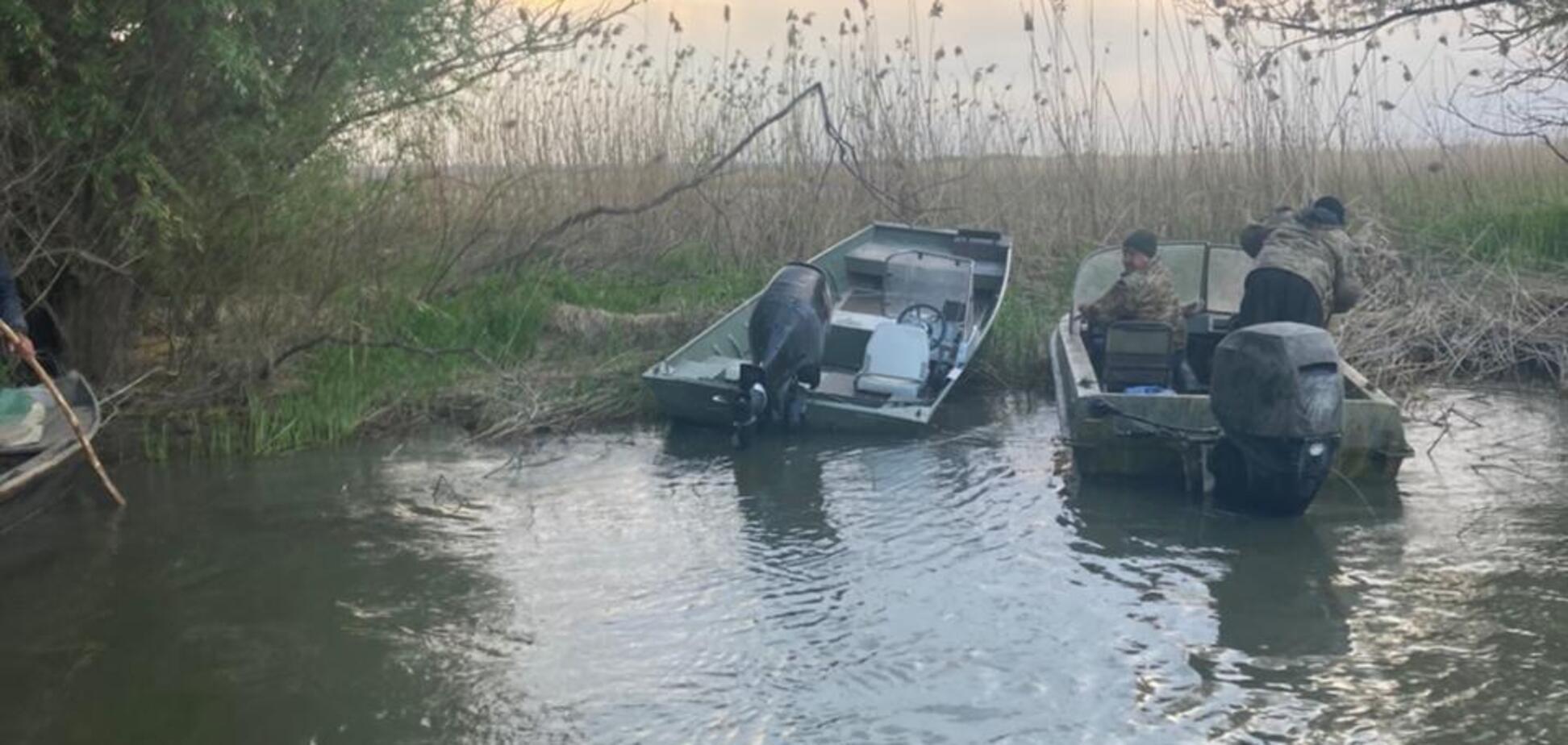В Одесской области в озере найден мертвым пограничник