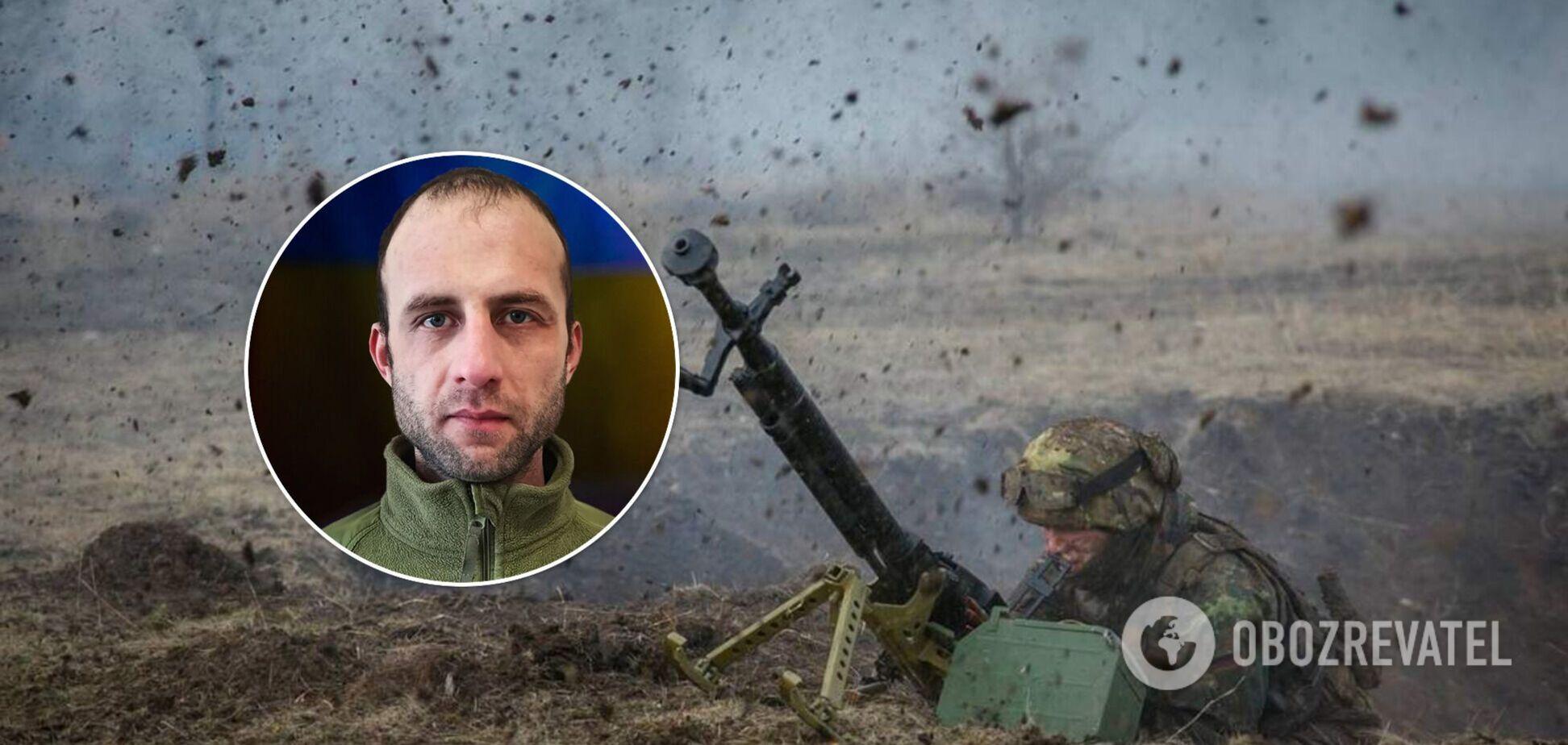 На Донбасі загинув український військовий: названо ім'я і опубліковано фото