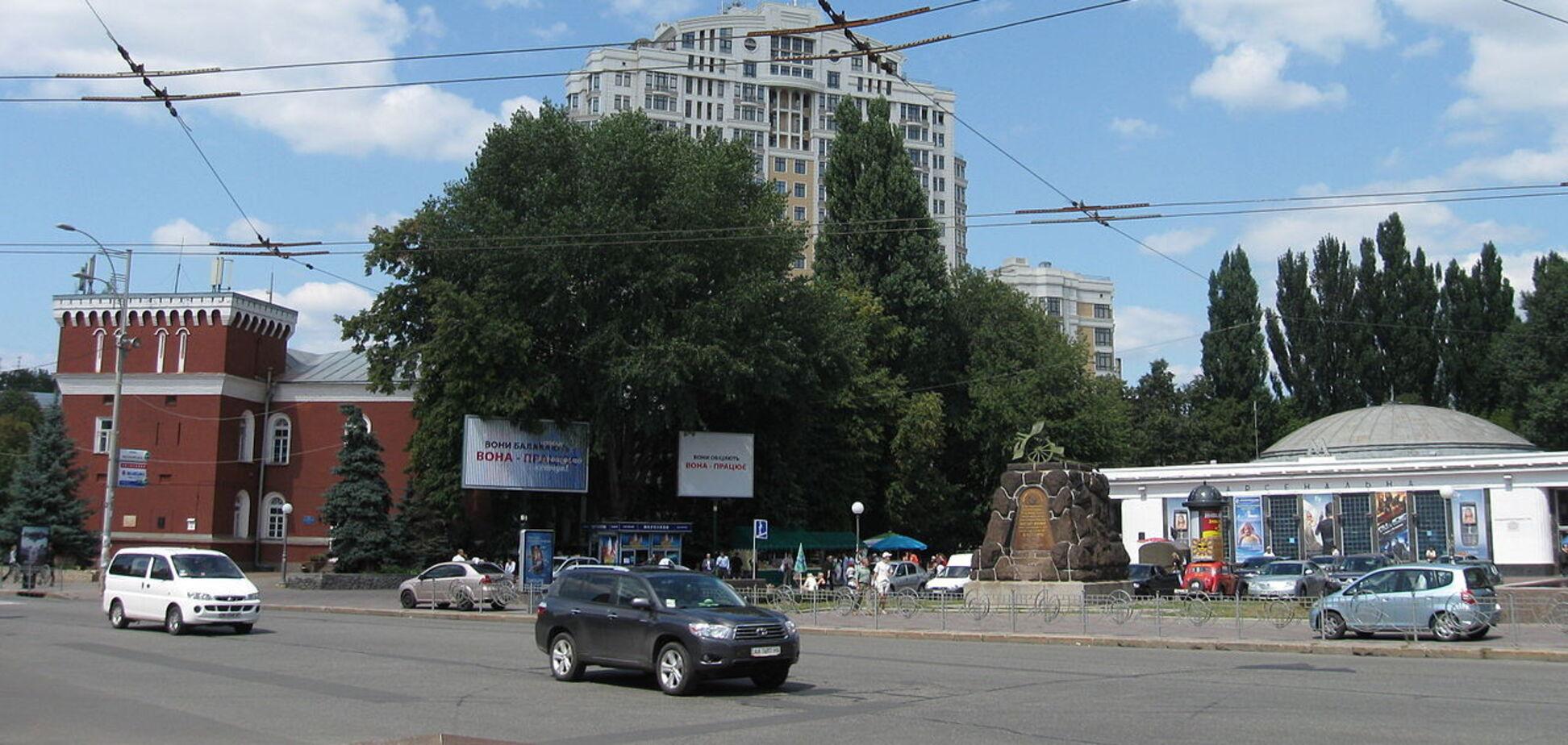 У планах облаштування переходу на вулиці Коновальця
