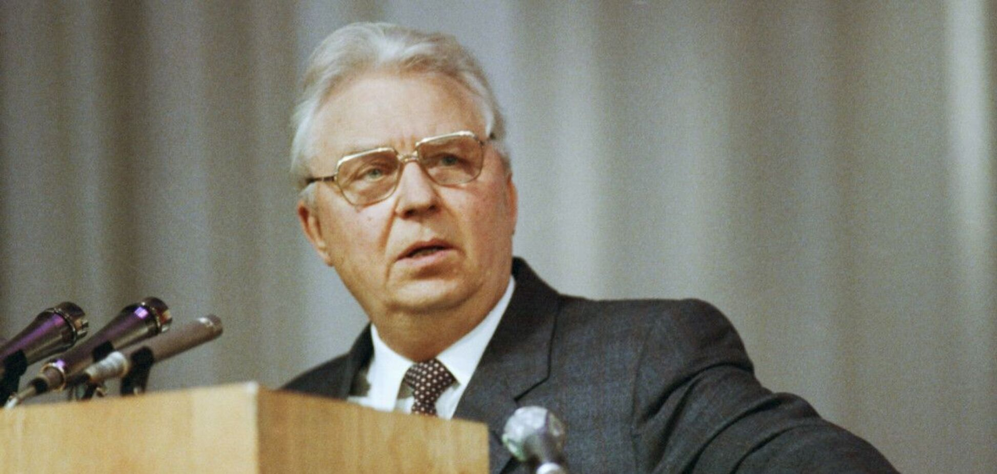 Умер бывший секретарь ЦК КПСС Лигачев