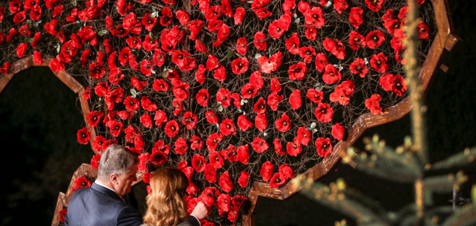 У Порошенка закликали українців 8 травня вшанувати пам'ять жертв Другої світової: не 'можем павтаріть', а ніколи знову!