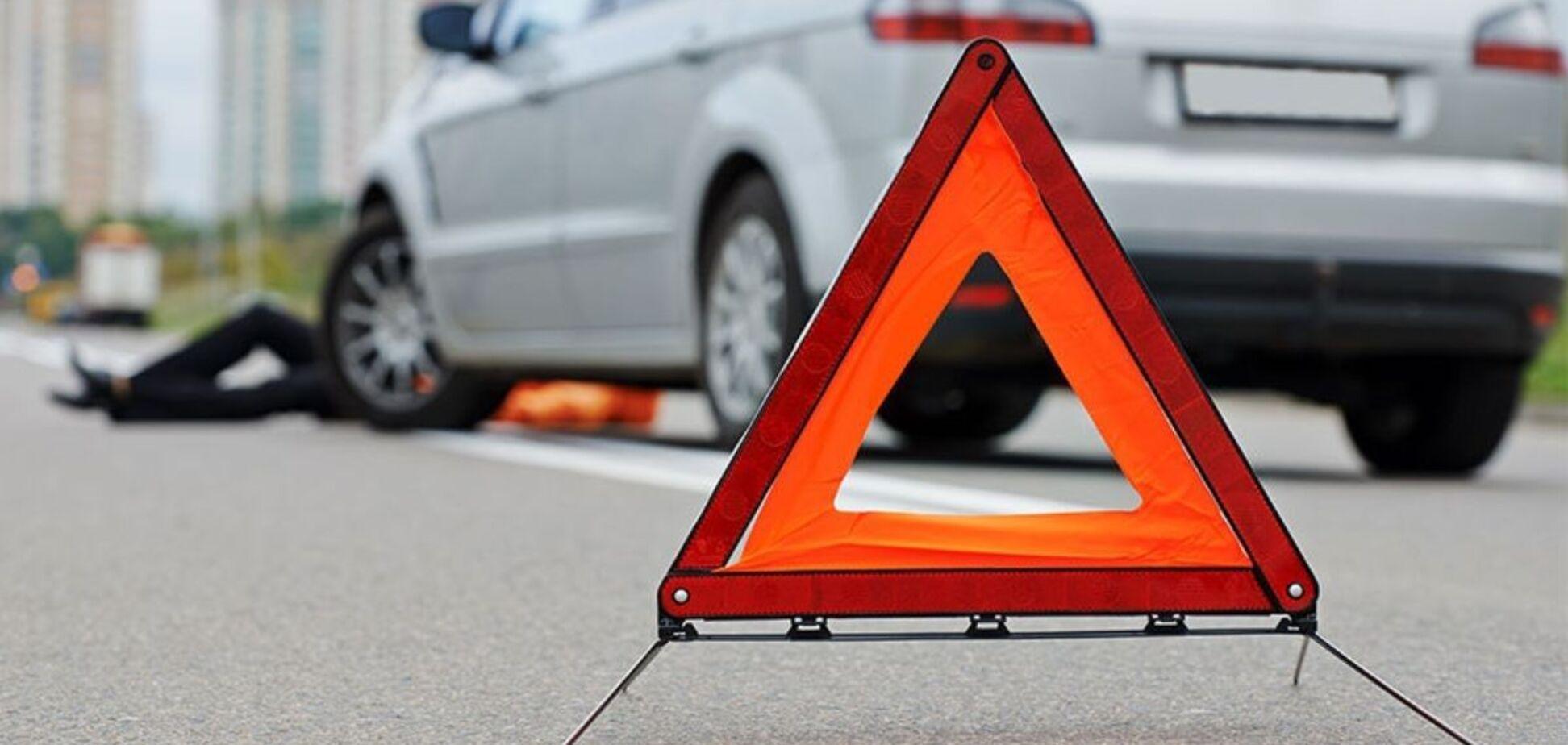 У Білій Церкві п'яний водій збив підлітка та втік з місця ДТП