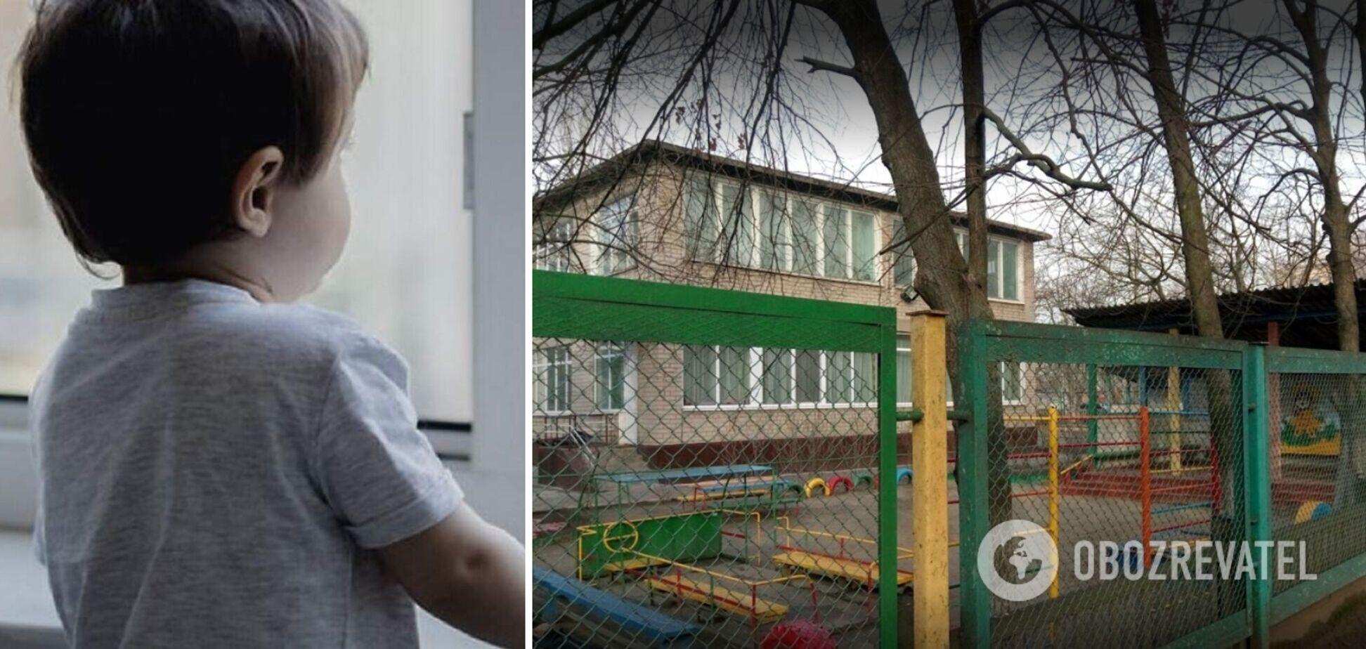 У Запоріжжі з дитсадка, де з вікна випала дитина, звільнили трьох осіб