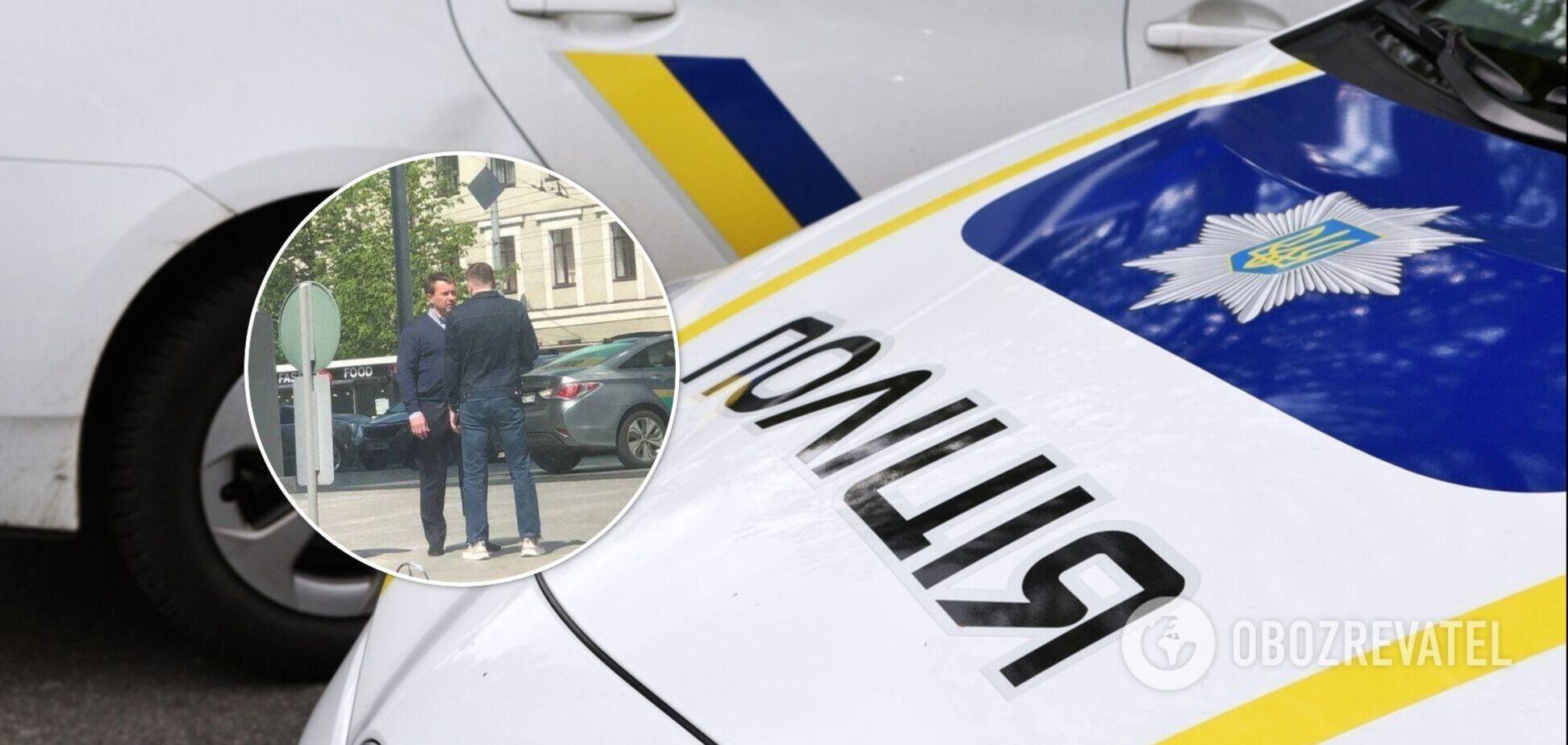 В Харькове депутат от 'Слуги народа' подрался с бизнесменом. Видео