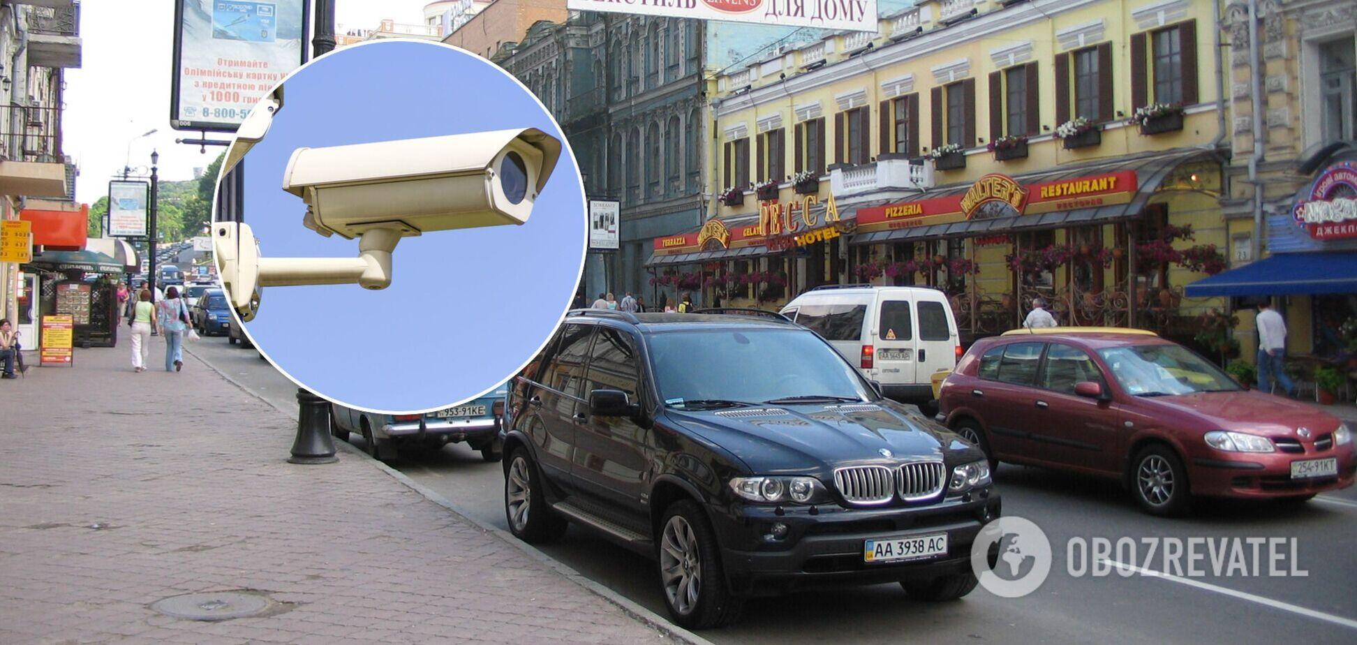 Системи спостереження з'являться на кількох вулицях столиці