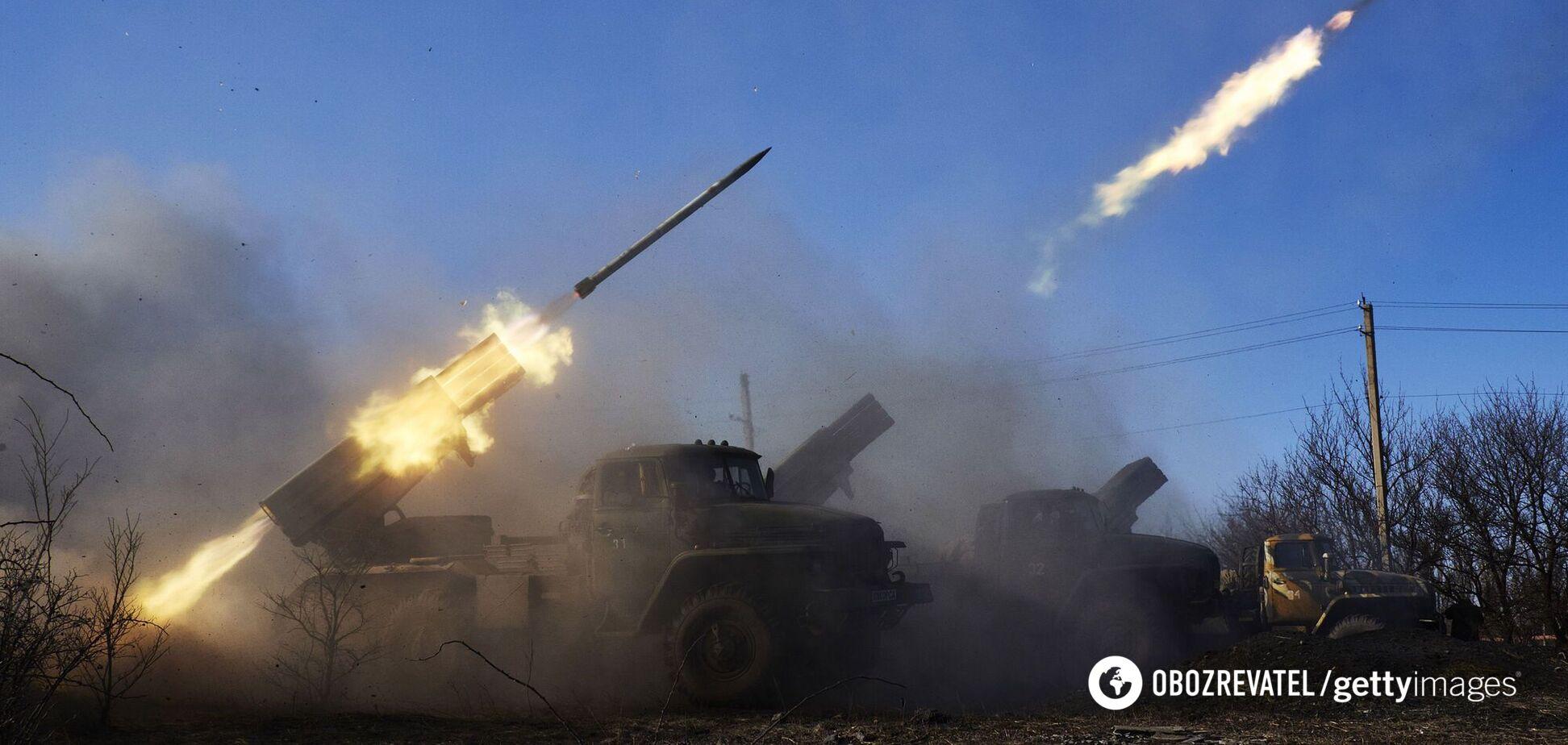 Окупанти на Донбасі обстріляли українські позиції: ЗСУ зазнали втрат