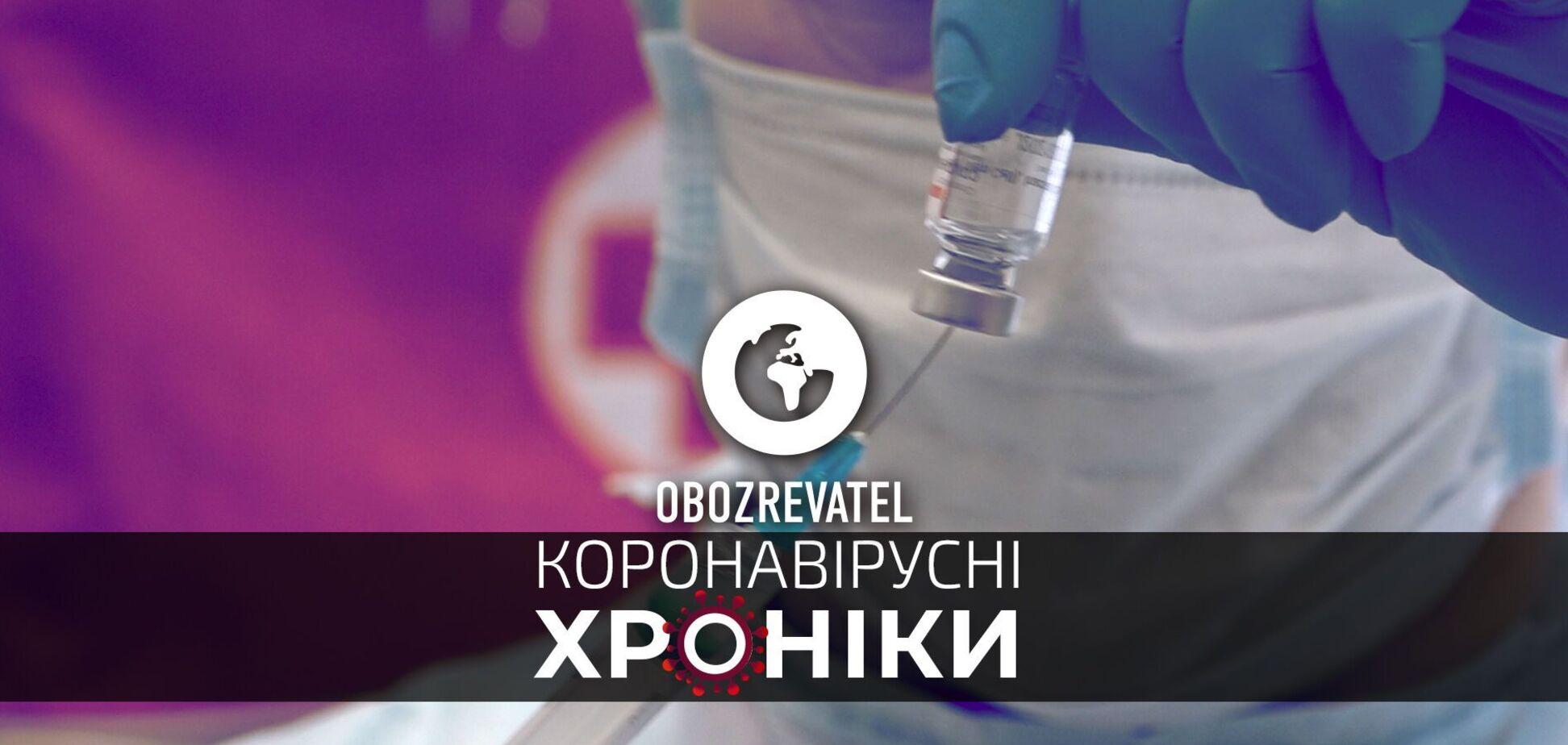 Ще одна смерть після щеплення вакциною AstraZeneca та найкращий медичний препарат проти 'COVID-19' – коронавірусні хроніки