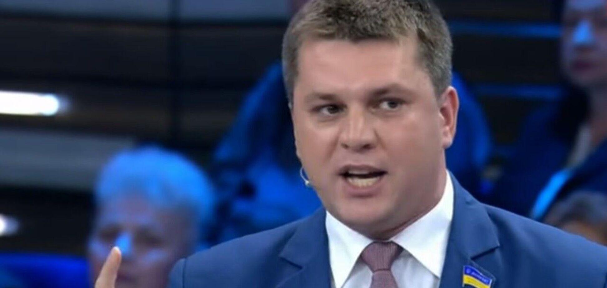 Депутат ОПЗЖ Андрей Лесик