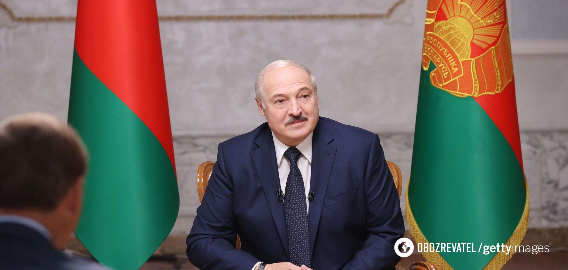 Нелегітимний президент Білорусі Олександр Лукашенко